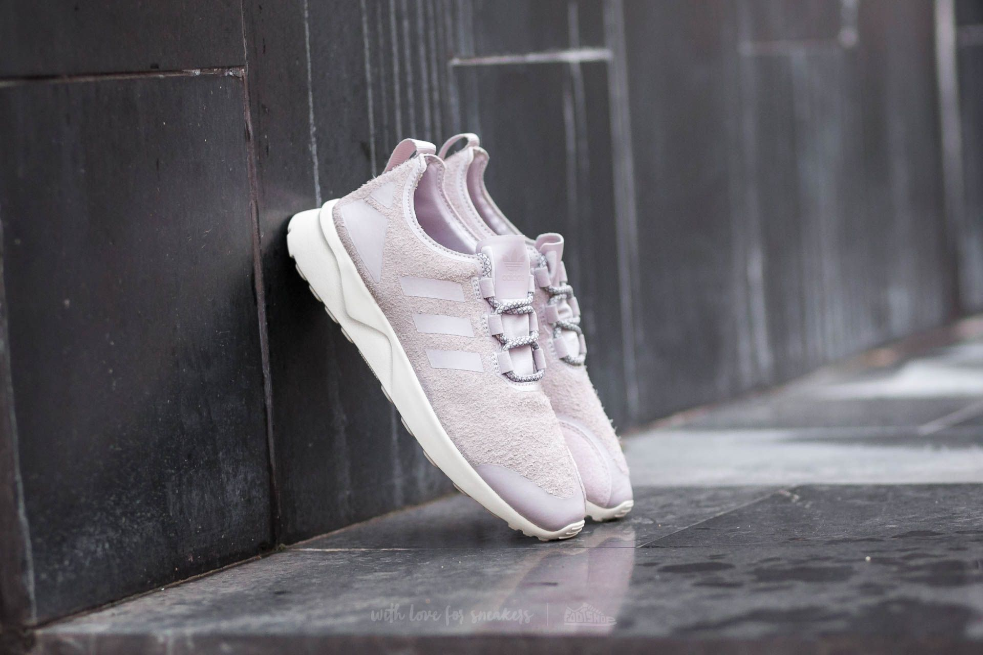 adidas Zx Flux Adv Verve W Ice Purple/ Off White Footshop – FR