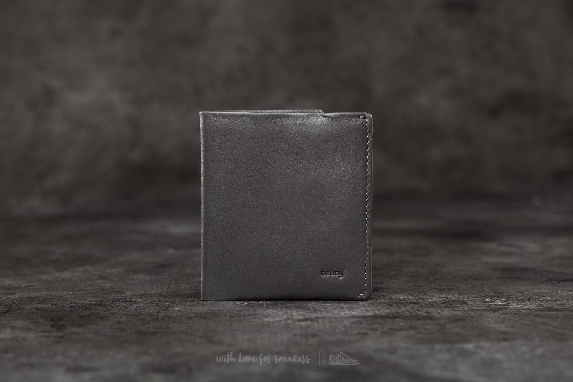 Bellroy Note Sleeve Wallet Charcoal Footshop – FR