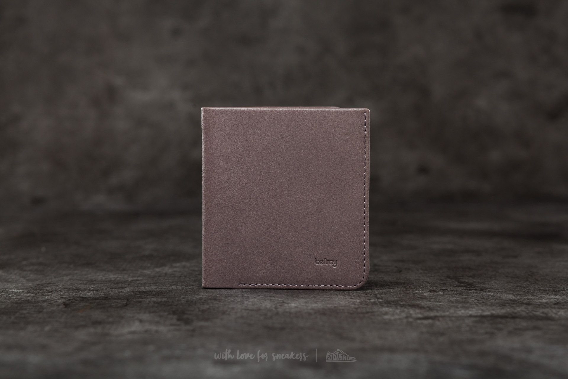 Bellroy High Line Heather Grey Footshop – FR