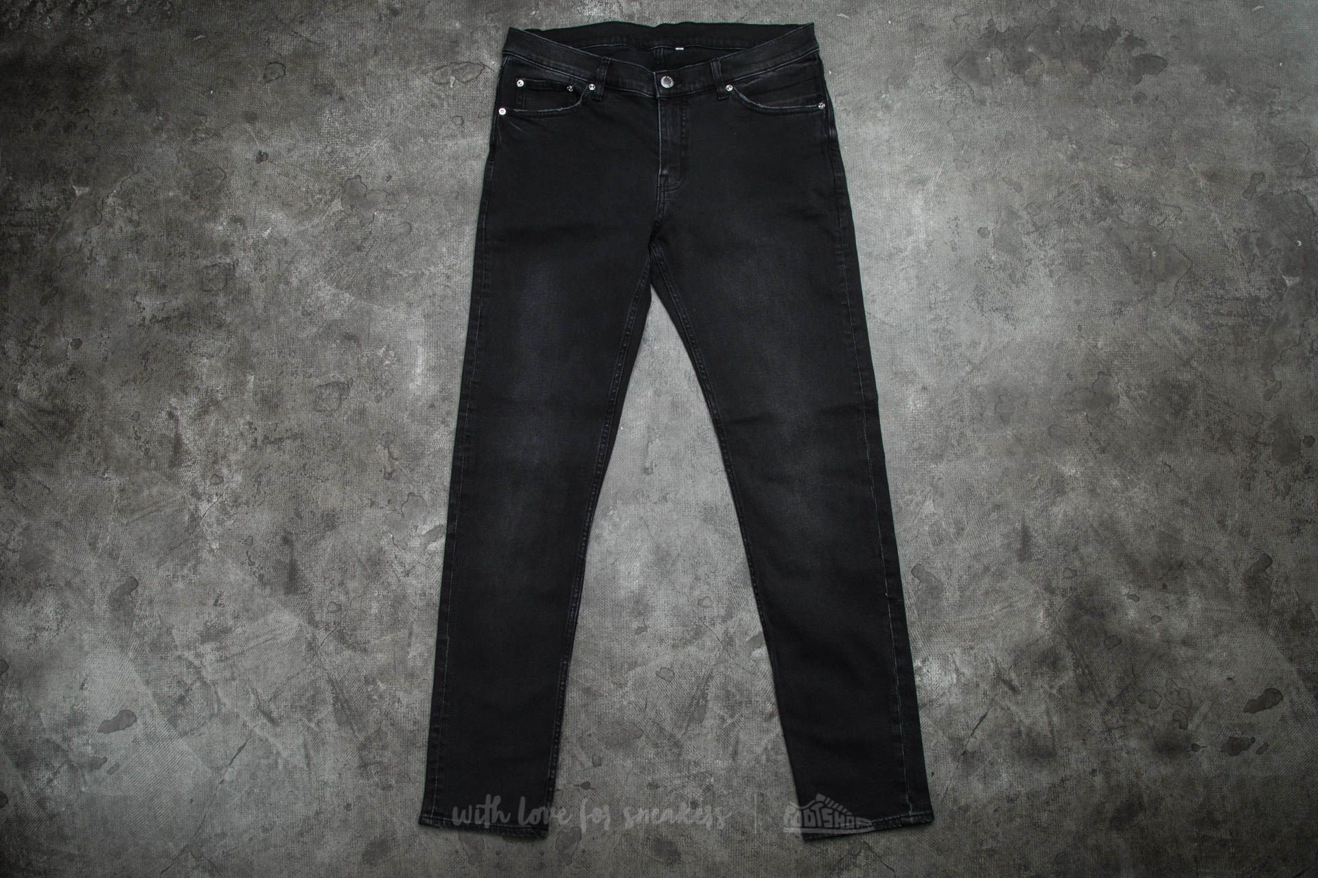 Cheap Monday Sonic Jeans Past Black