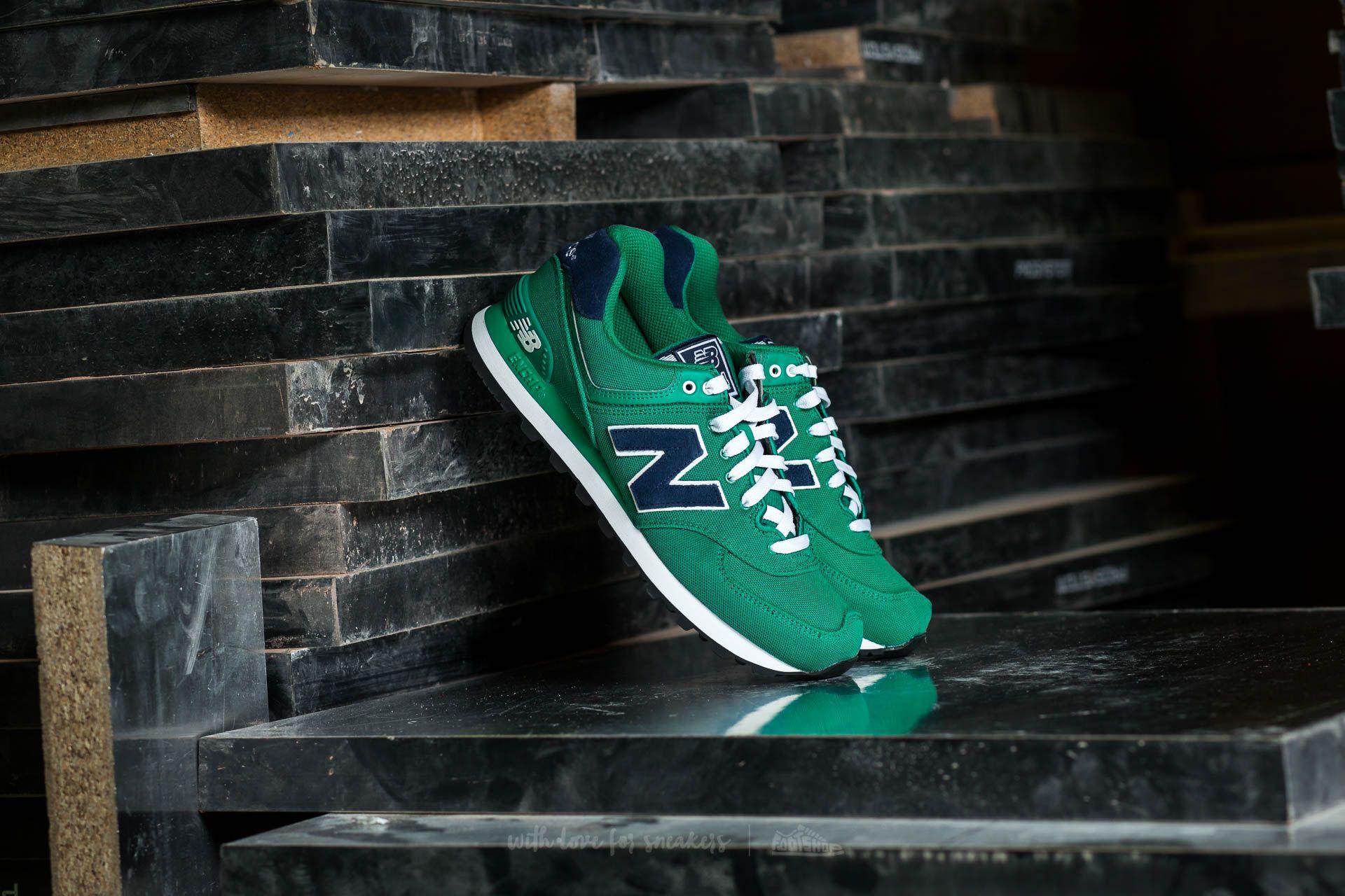 New Balance ML574POG Green