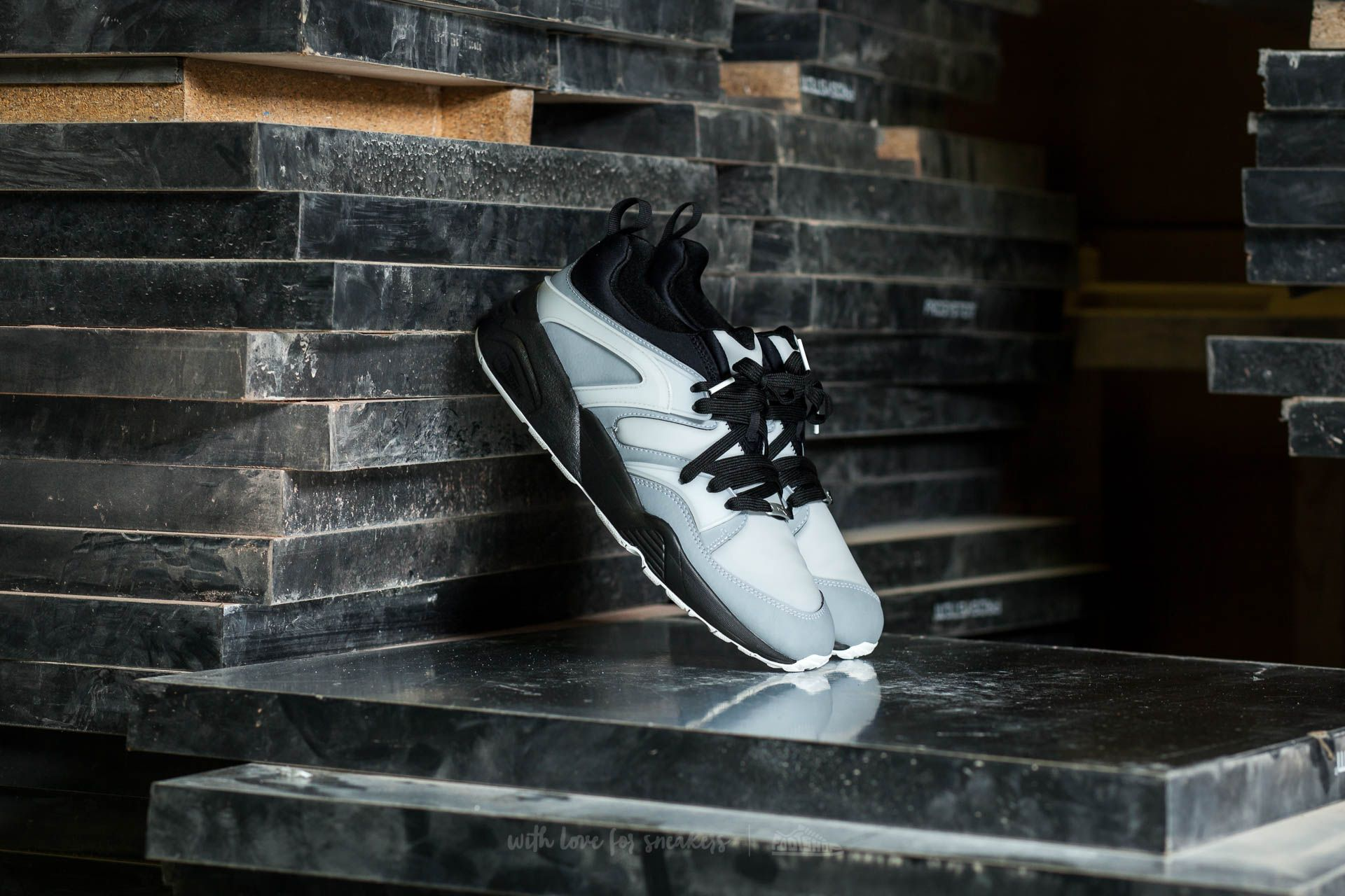 Puma Blaze Of Glory Techy Black Footshop – FR