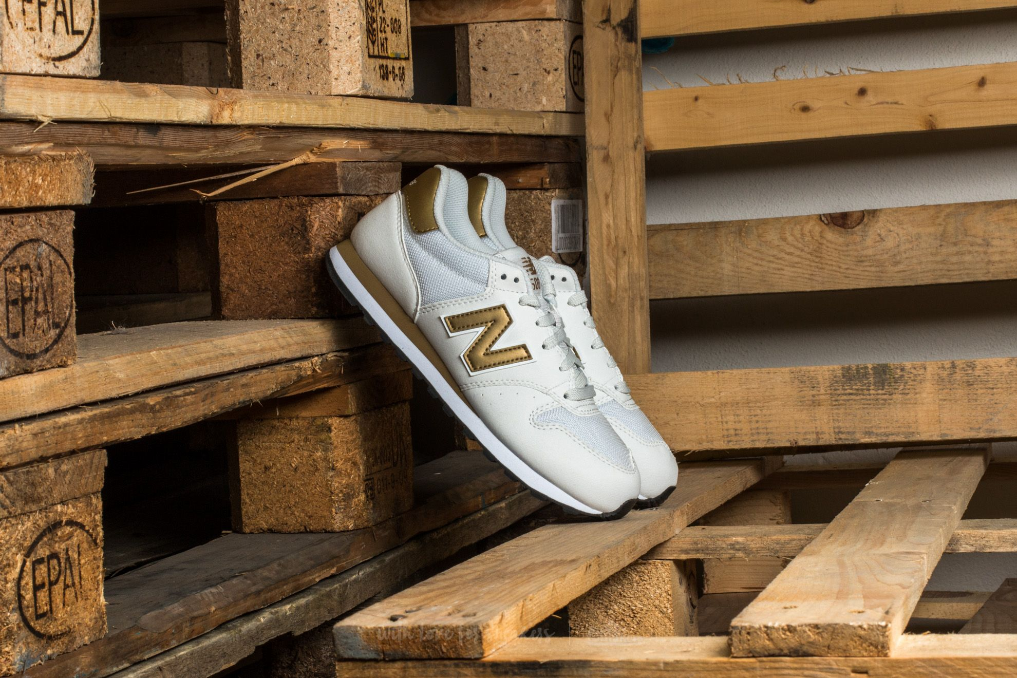New Balance GW500WG White/ Gold