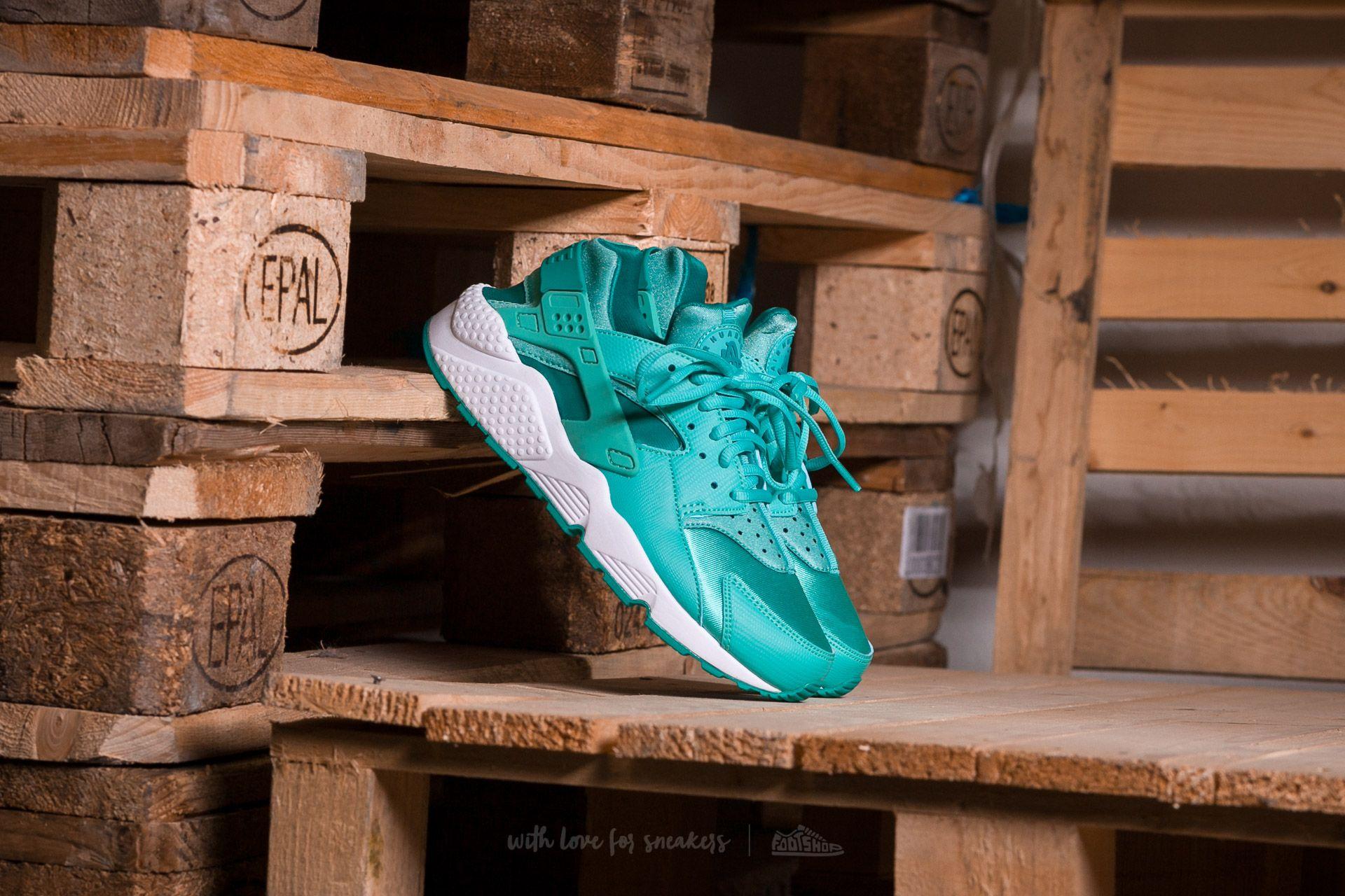 Nike Wmns Air Huarache Run Washed Teal/ Rio Teal