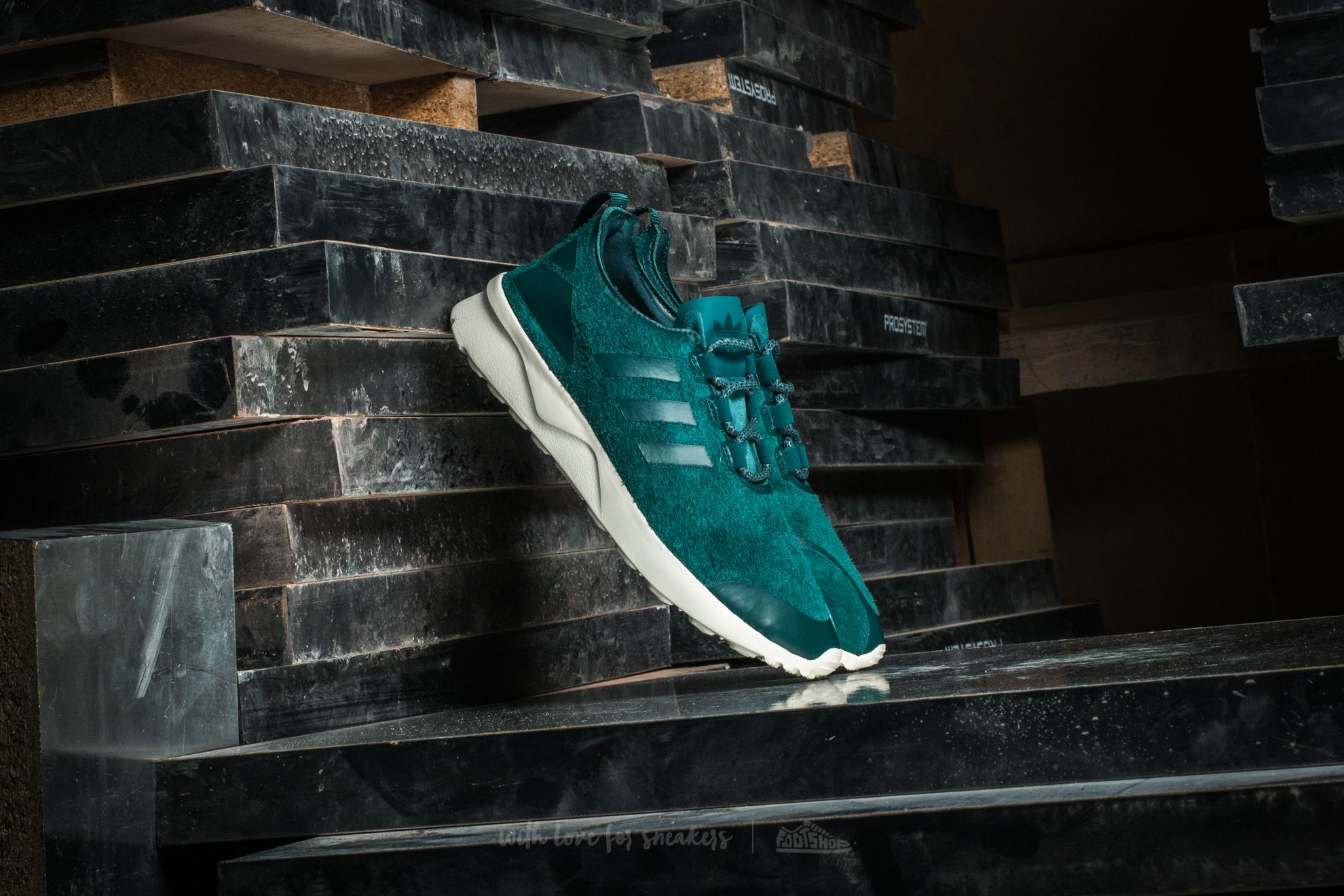 adidas ZX Flux ADV Verve W Tech Green/ Tech Green/ Off White