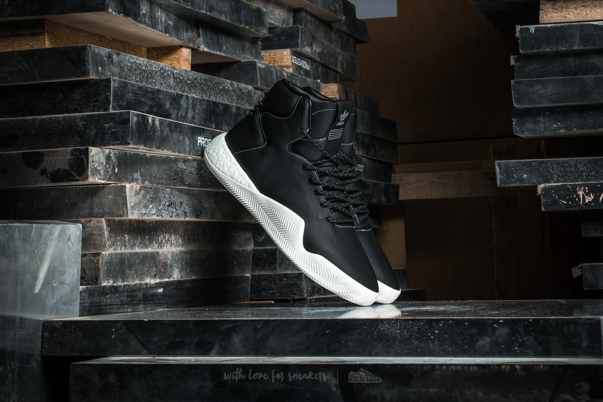 adidas Tubular Instinct Boost Core Black/ Ftw White Footshop – FR