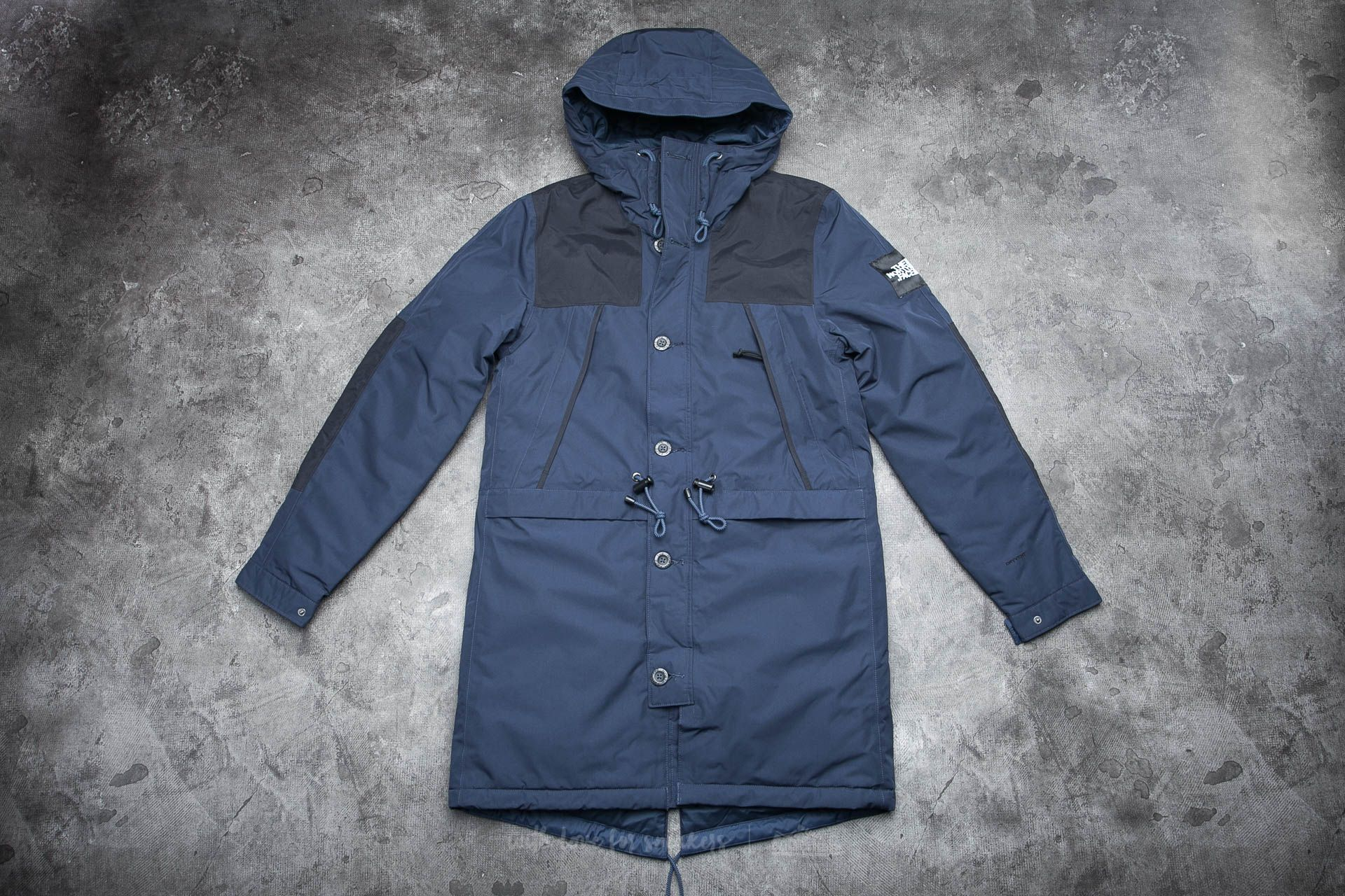 The North Face M Mountain Parka Urban Navy