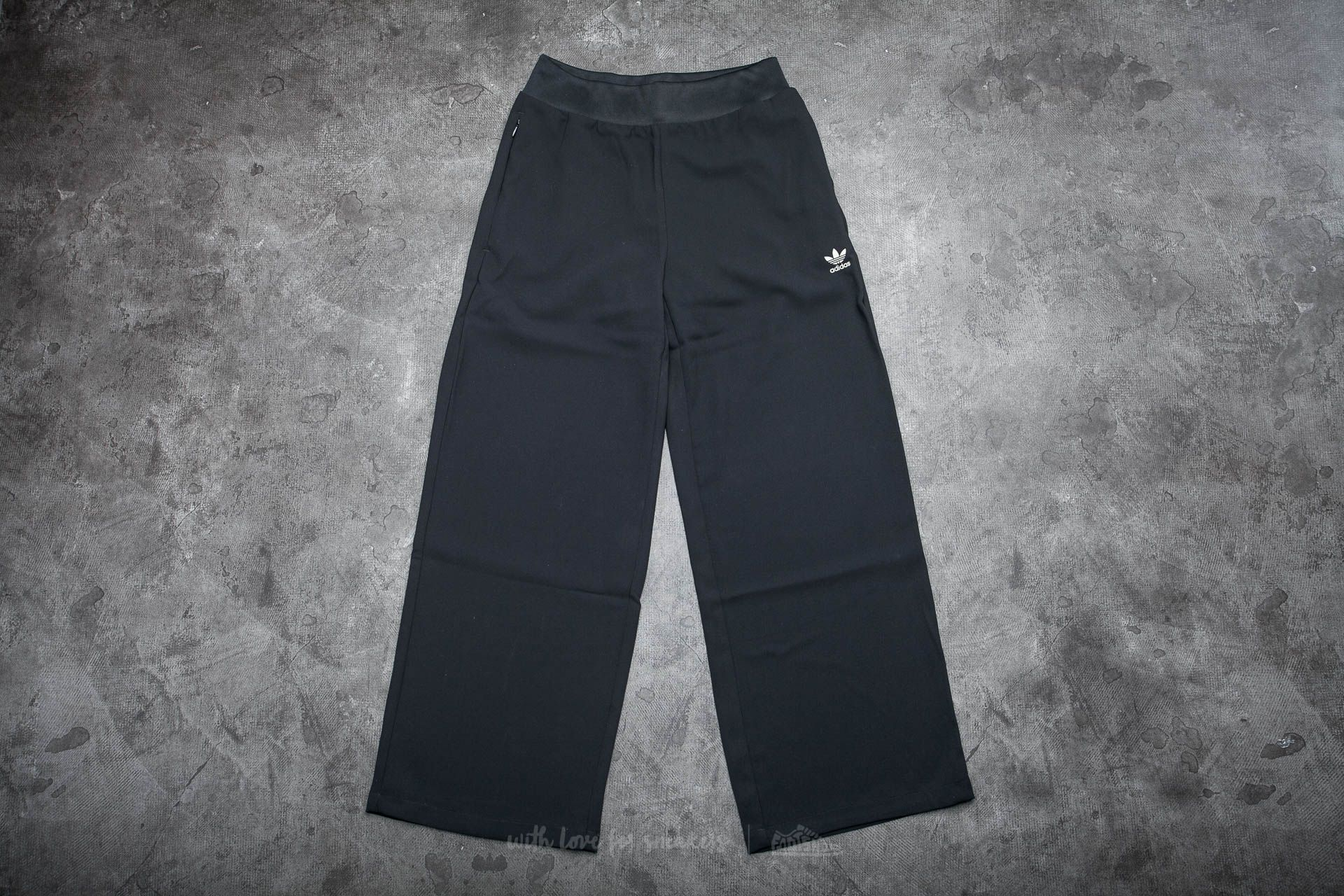 adidas Bellbottom Pant Black