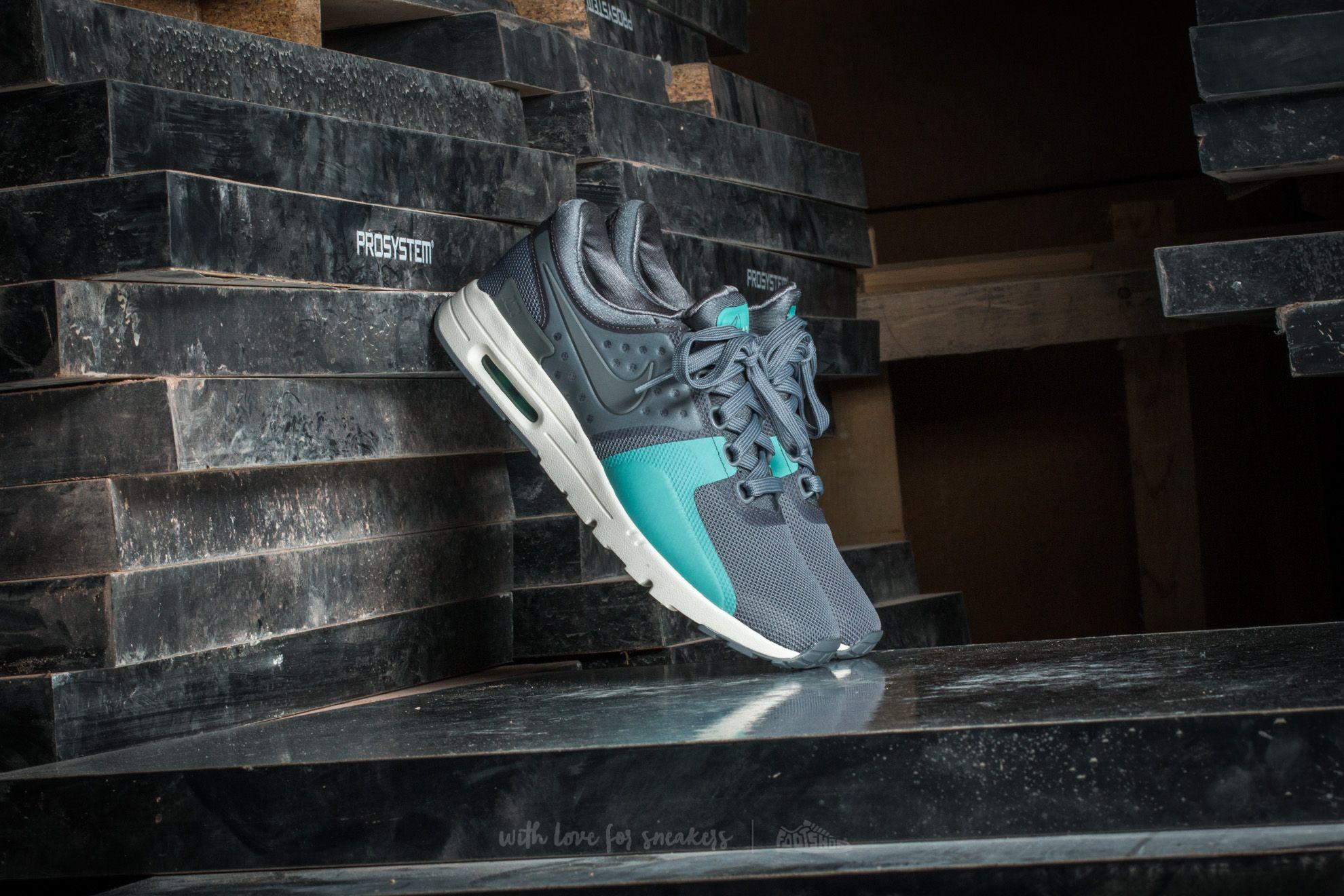 Nike W Air Max Zero Cool Grey/ Cool Grey-Sail