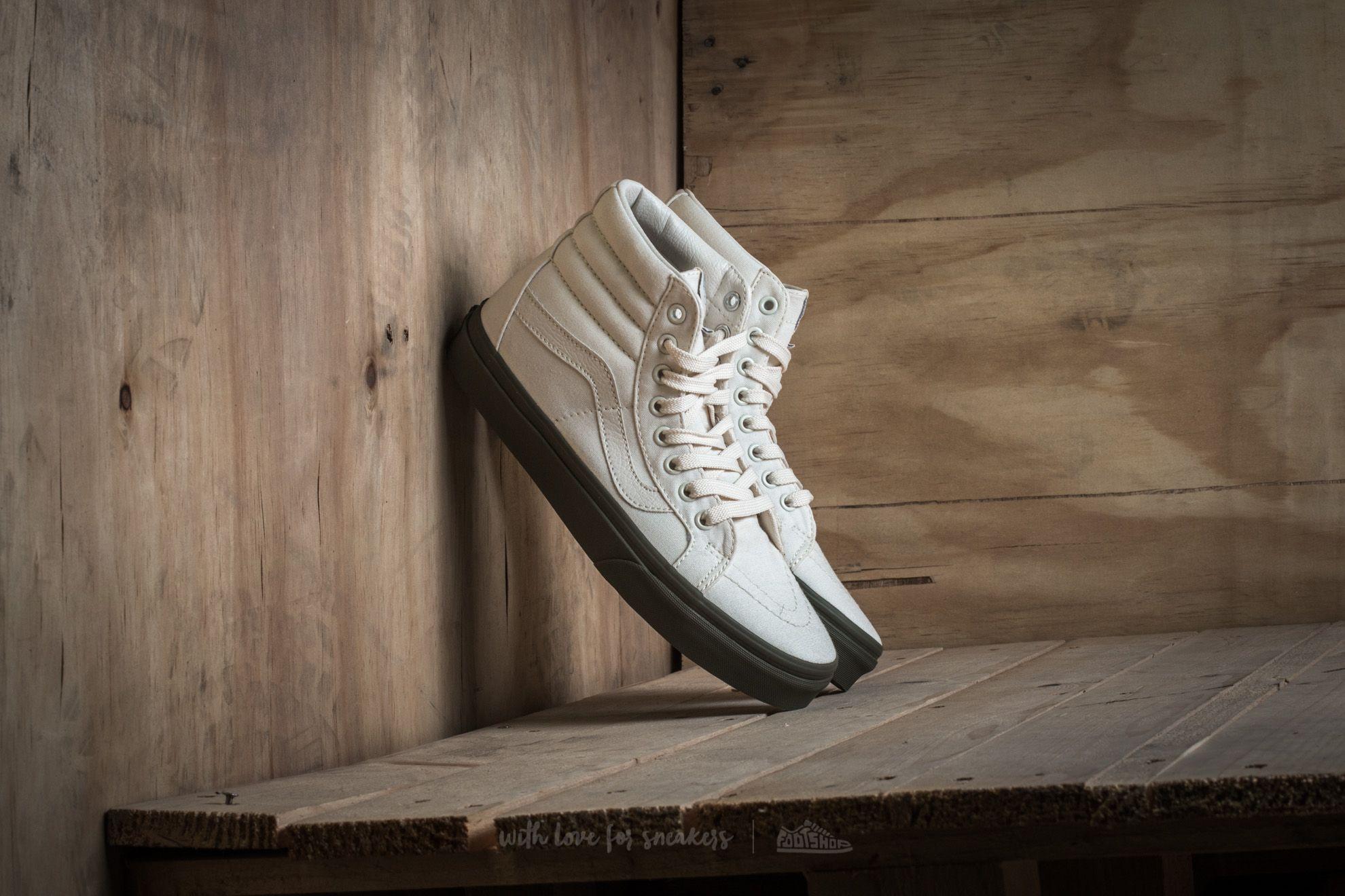Vans Sk8-Hi Reissue Vansguard Classic White/ Ivy Green