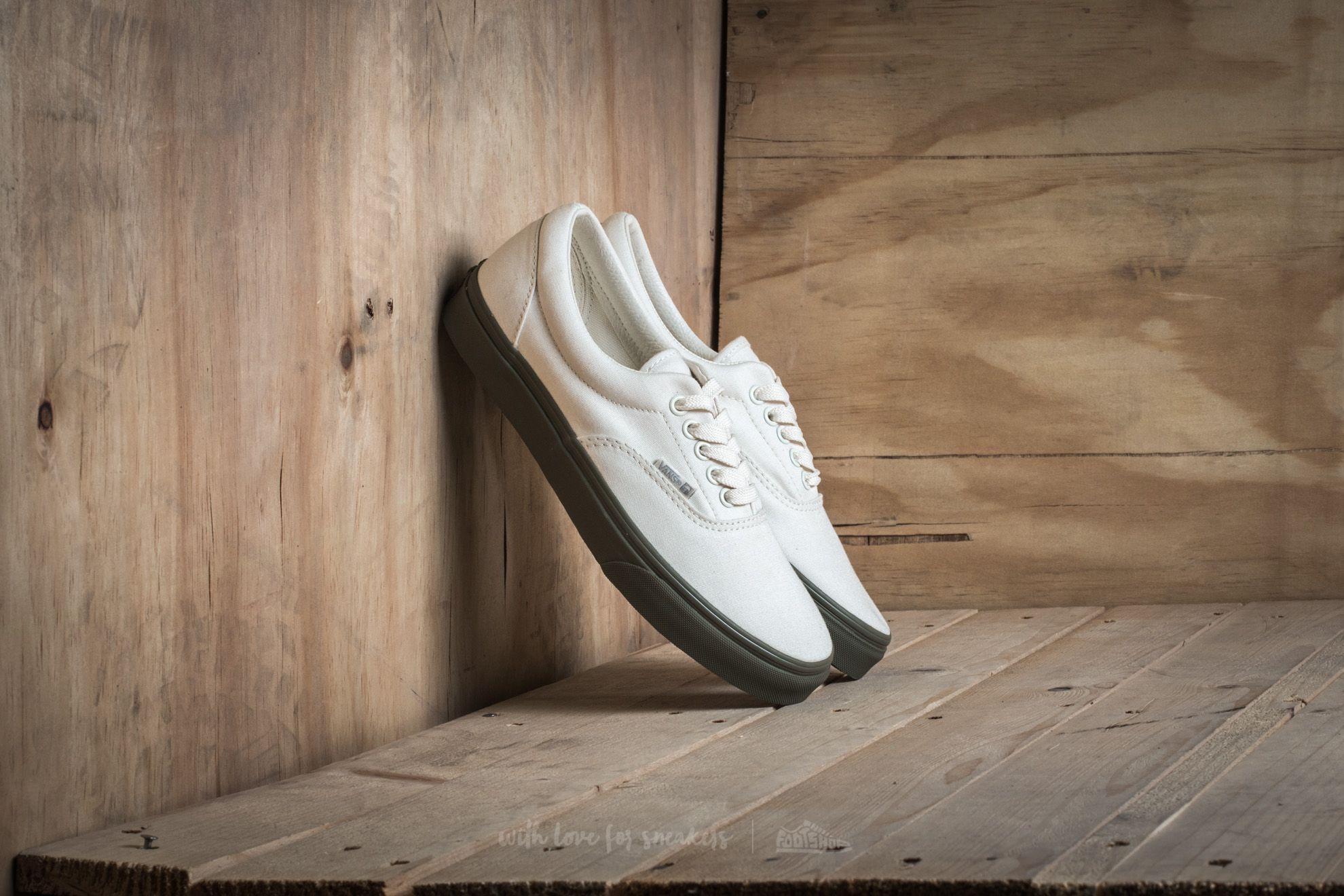Vans Era Vansguard Classic White/ Ivy Green Footshop – FR