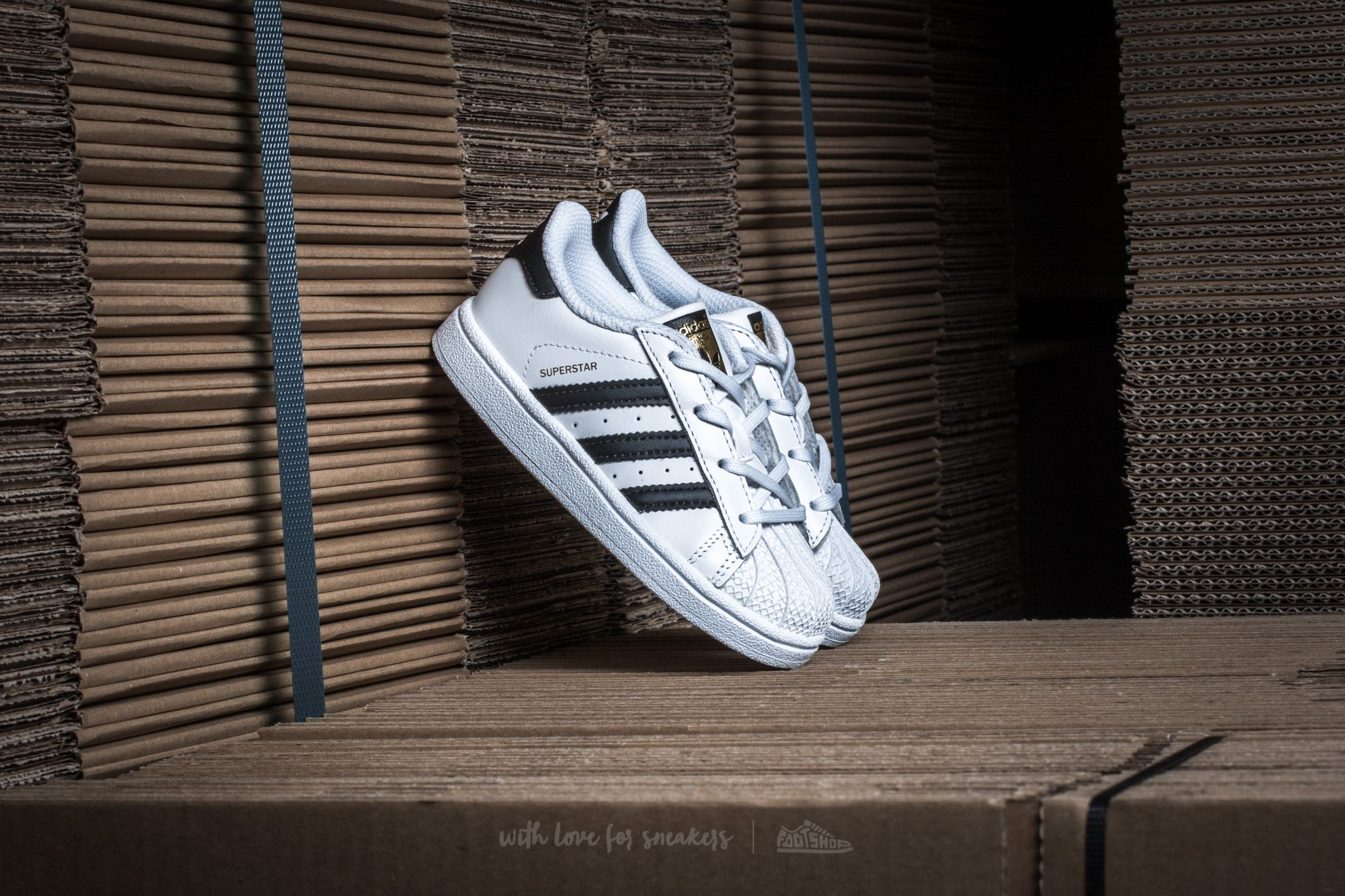 adidas Superstar I Ftw White/ Core Black/ Ftw White Footshop – FR