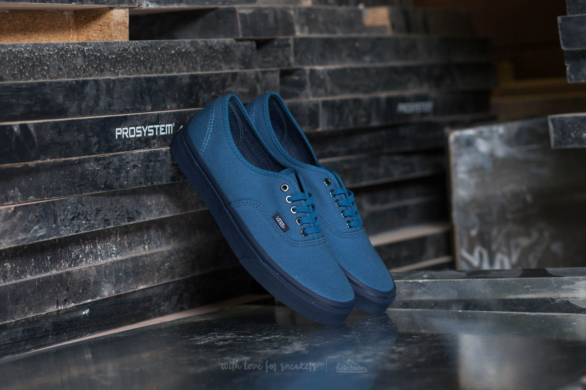 Vans Authentic (C&D) Blue Ashes/ Parisian Footshop – FR