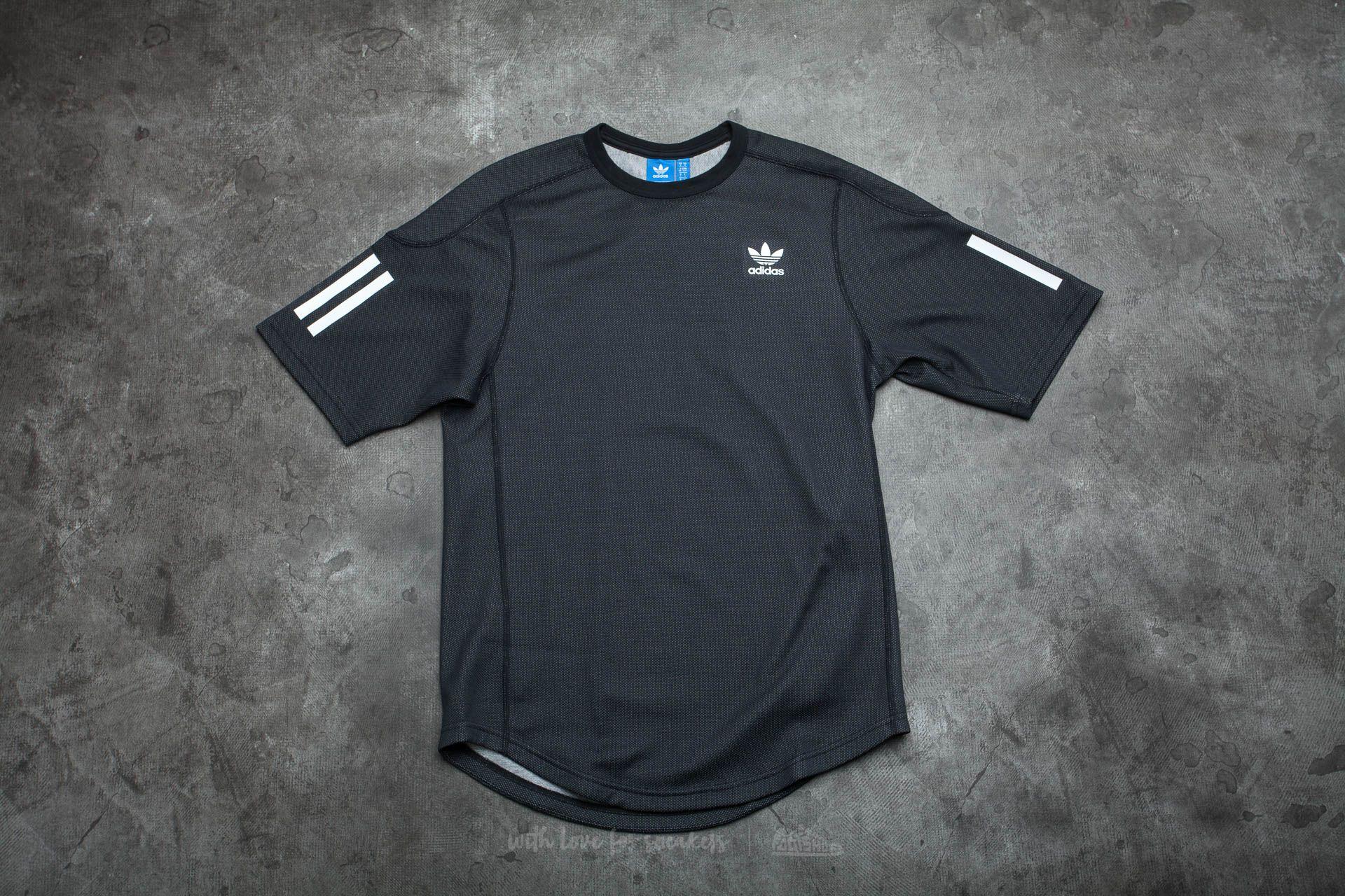 adidas Short Sleeve Jersey Black