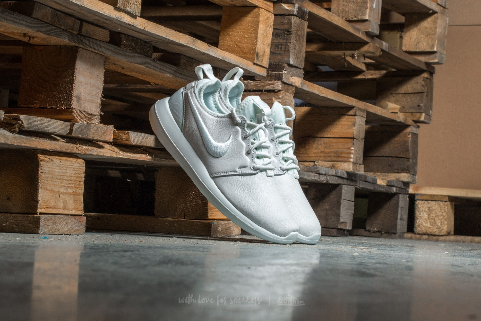 Nike W Roshe Two SI Summit White/ Summit White Footshop – FR
