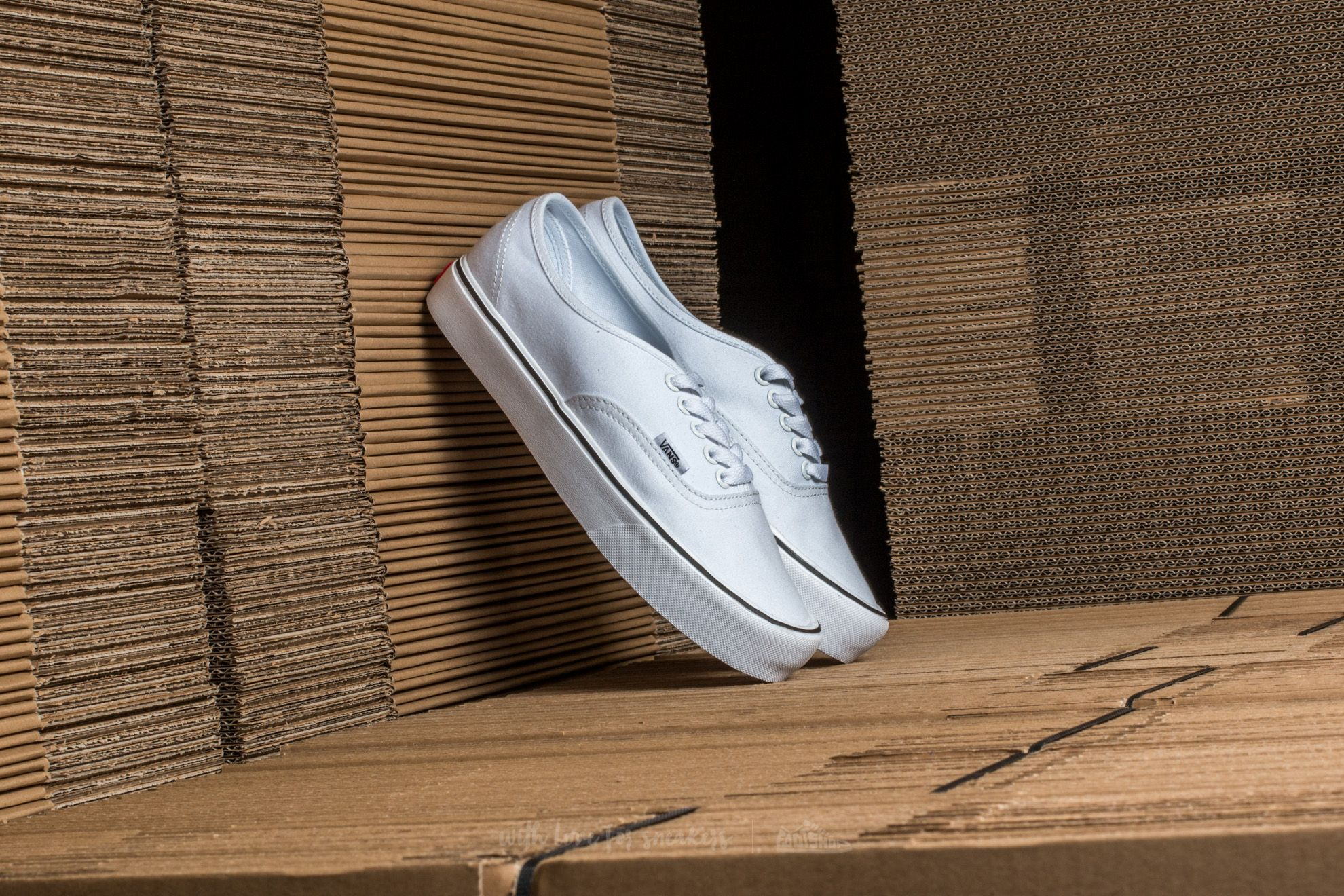 Vans Authentic Lite (Canvas) True White