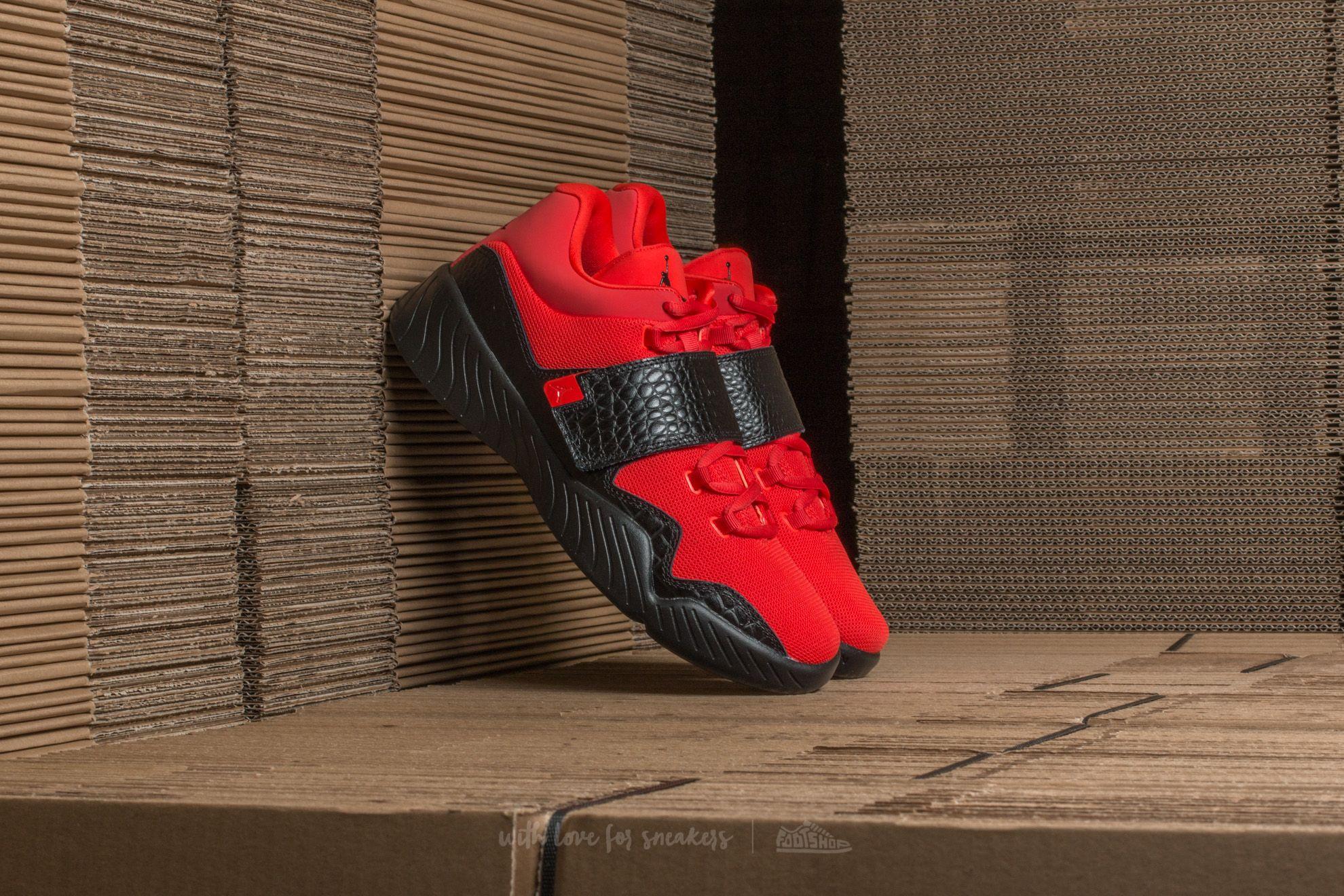 Jordan J23 Max Orange/ Black