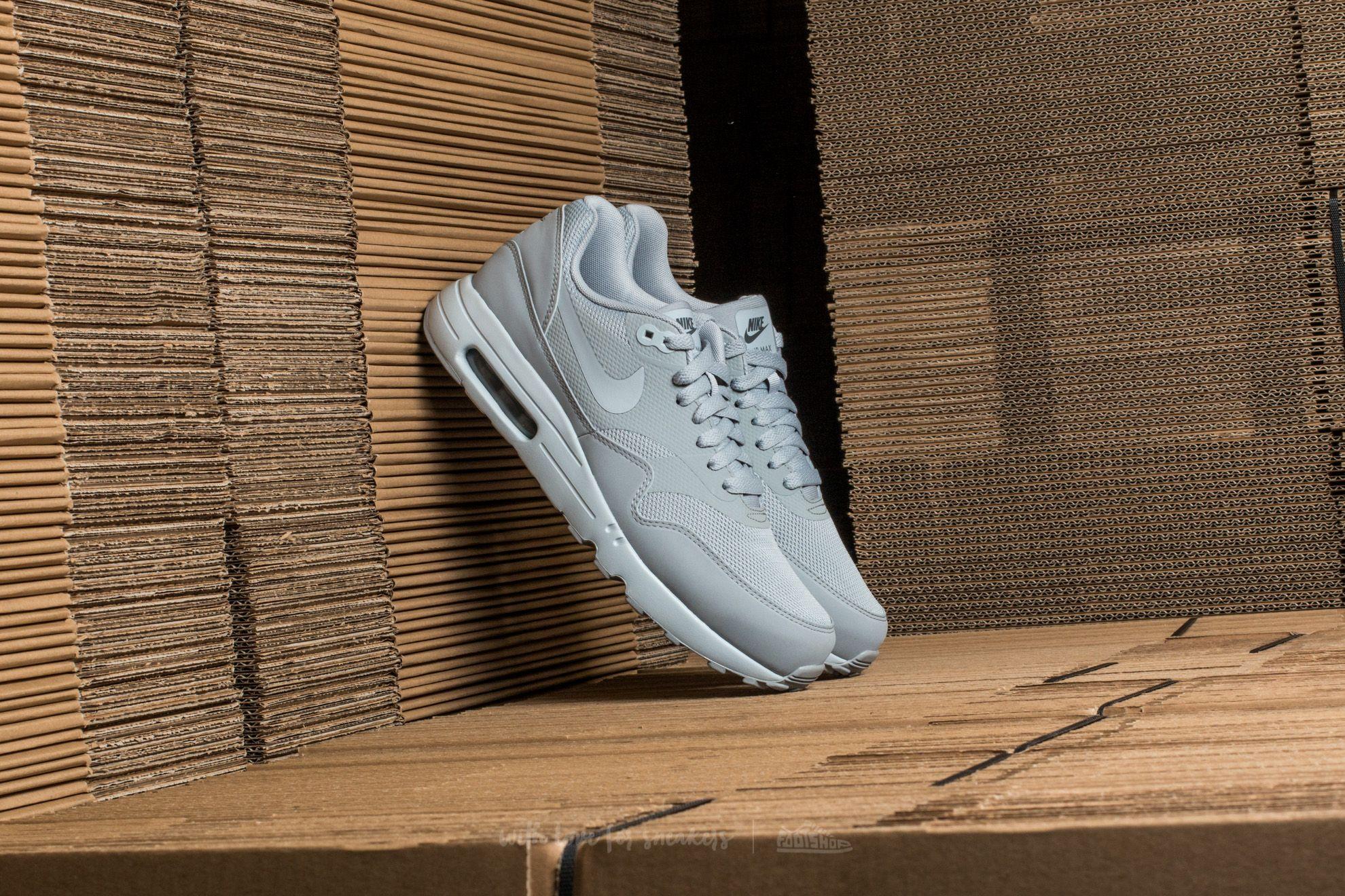 Nike Air Max 1 Ultra 2.0 Essential Wolf Grey/ Wolf Grey Footshop – FR