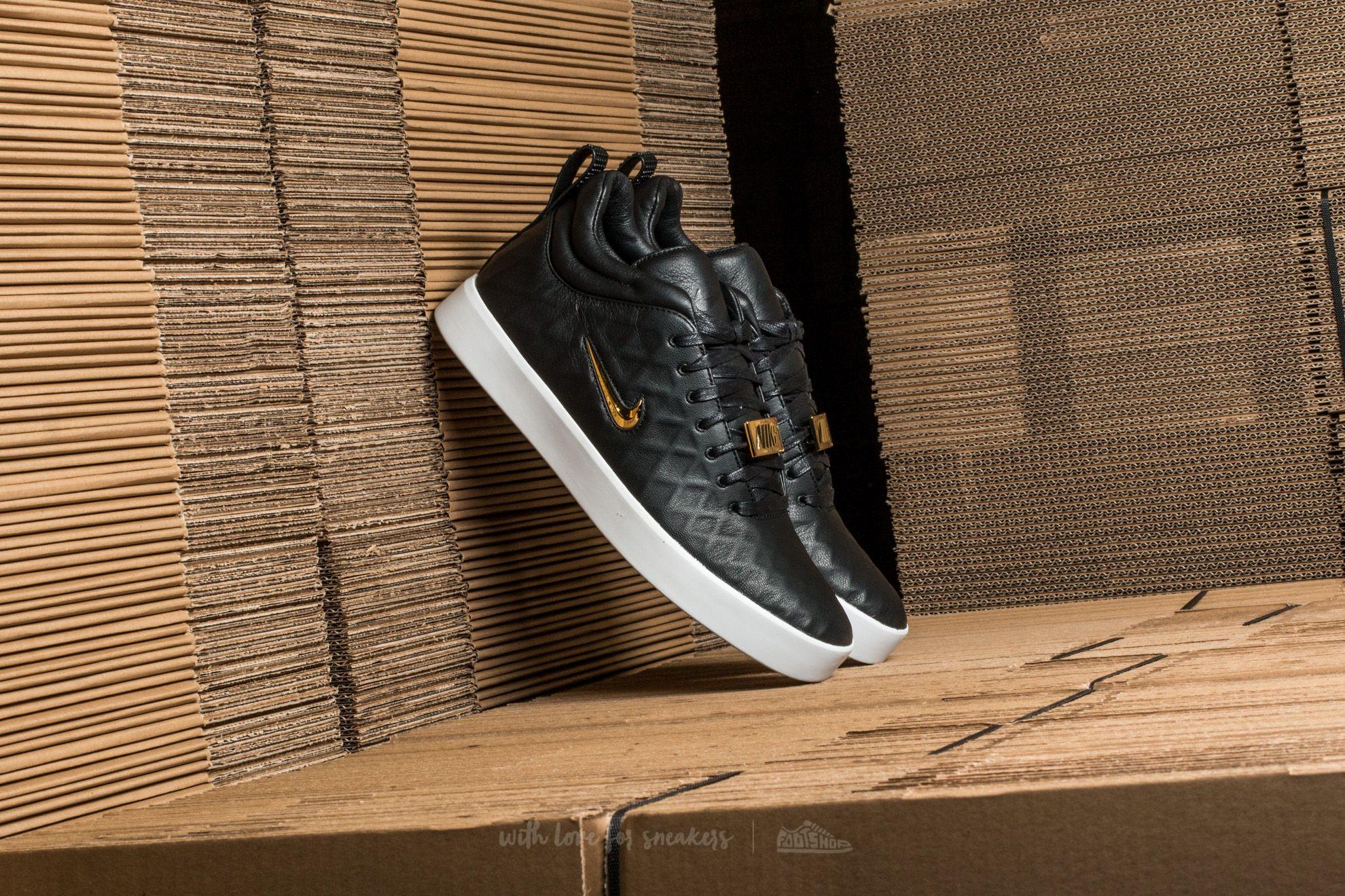 Nike Tiempo Vetta '17 Black/ Metallic Gold-White Footshop – FR