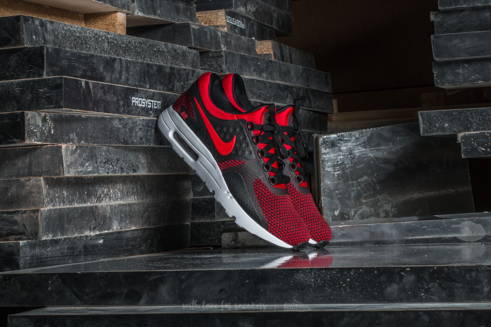 Nike Air Max Zero Essential University Red/ University Red Footshop – FR