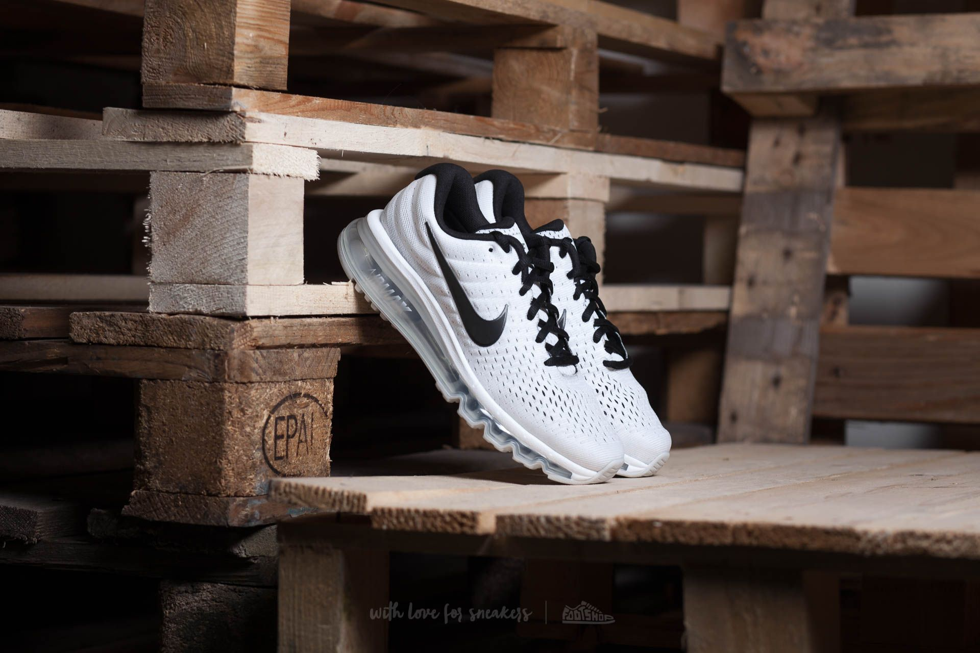 Nike Wmns Air Max 2017 White/ Black-Pure Platinum Footshop – FR