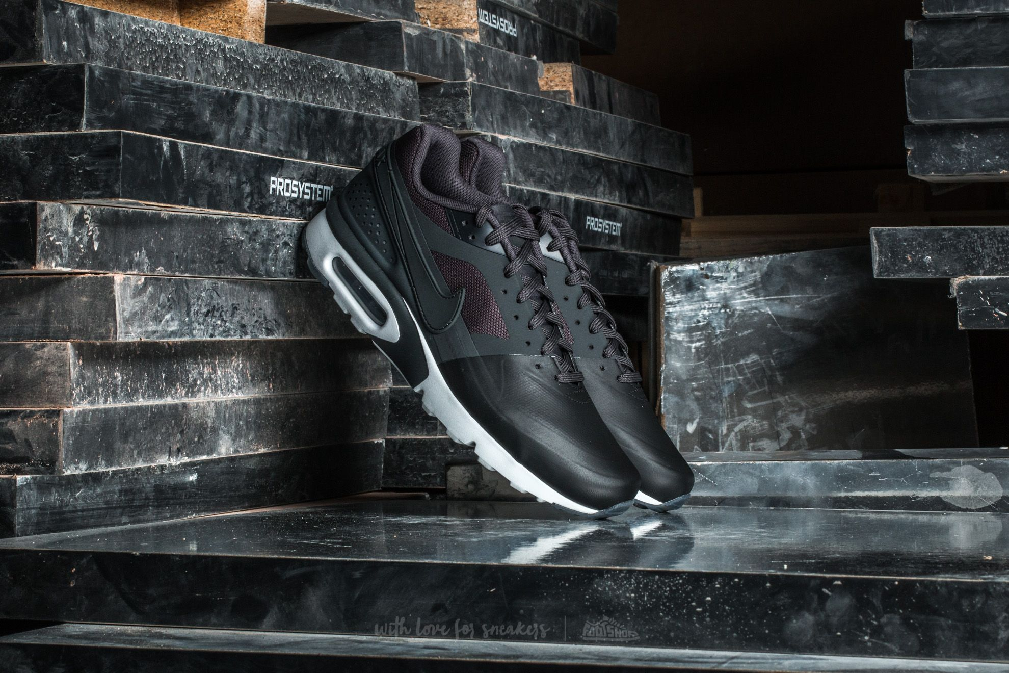 Nike Air Max Bw Ultra Se Black/ Anthracite-Anthracite Footshop – FR