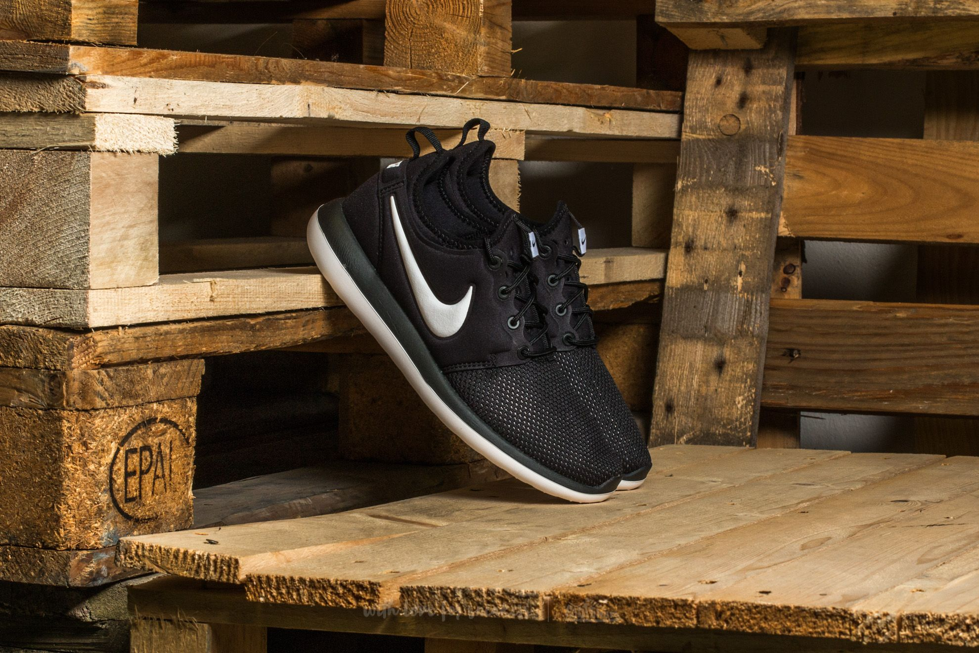 Nike Roshe Two (GS) Black/ White Footshop – FR