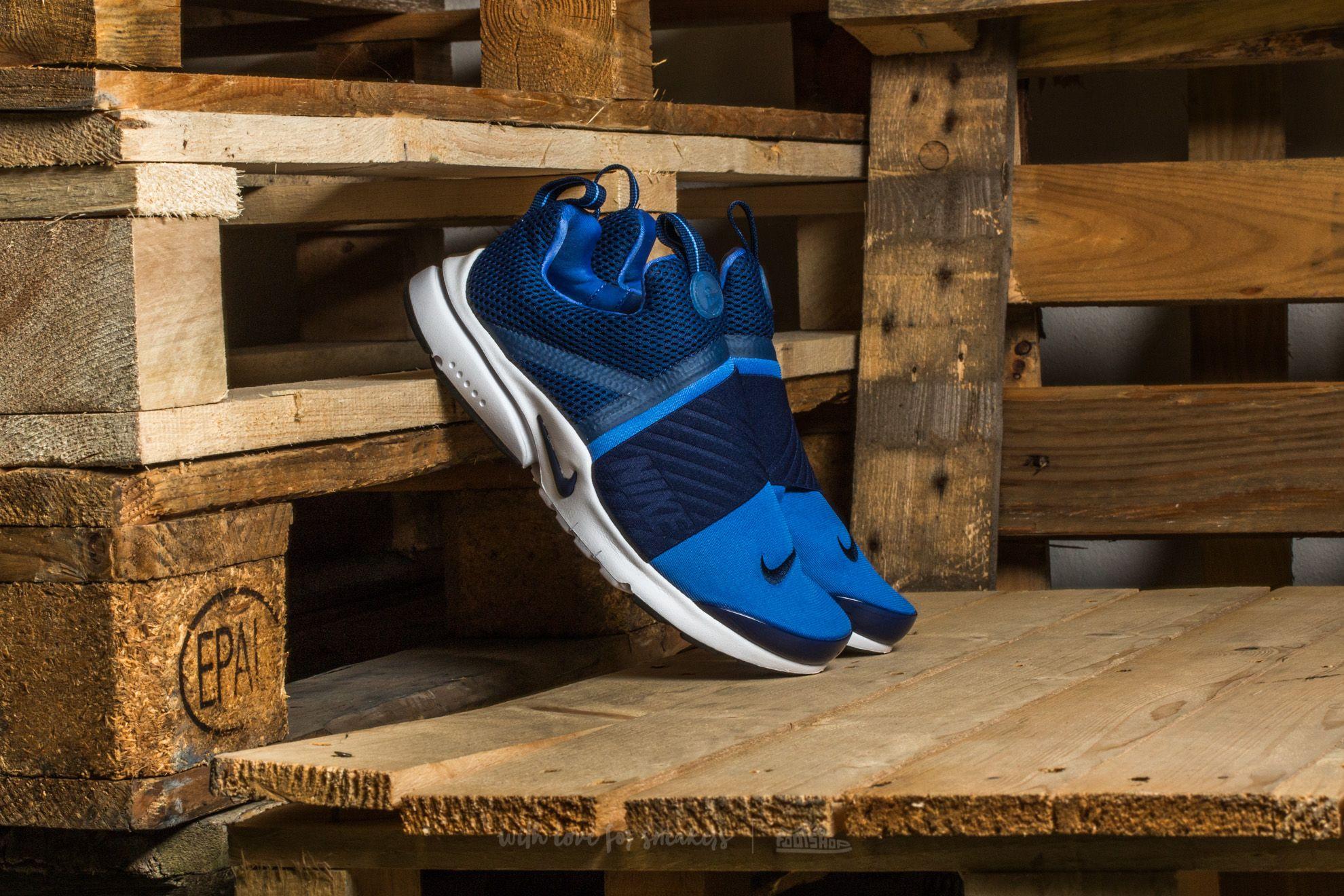 Nike Presto Extreme (GS) Comet Blue/ Binary Blue-White