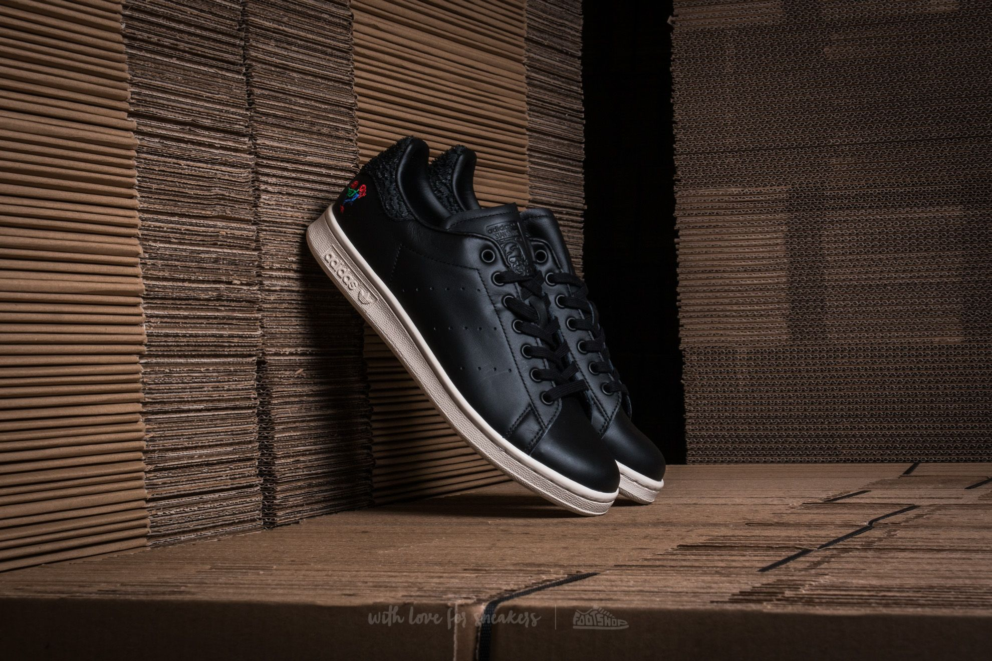 adidas Stan Smith CNY Core Black/ Core Black/ Core White Footshop – FR