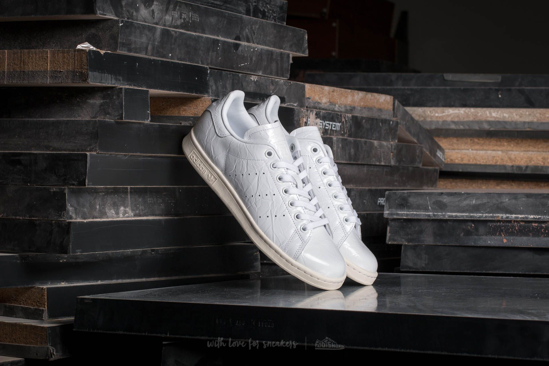 adidas W Stan Smith Ftw White/ Ftw White/ Off White