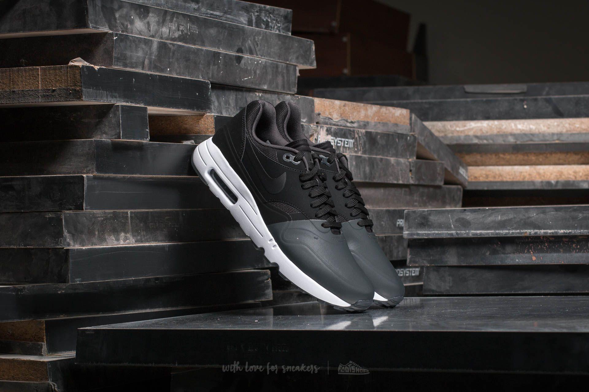 Nike Air Max 1 Ultra 2.0 SE Anthracite/ Black-Black-White Footshop – FR