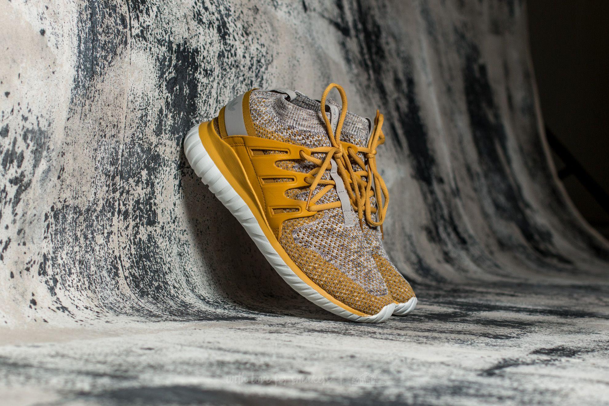 adidas Tubular Nova Primeknit St Nomad Yellow/ Clear Granite/ Granite Footshop – FR