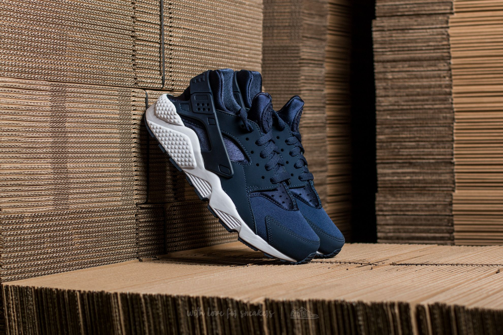 Nike Air Huarache Midnight Navy/ Midnight Navy Footshop – FR