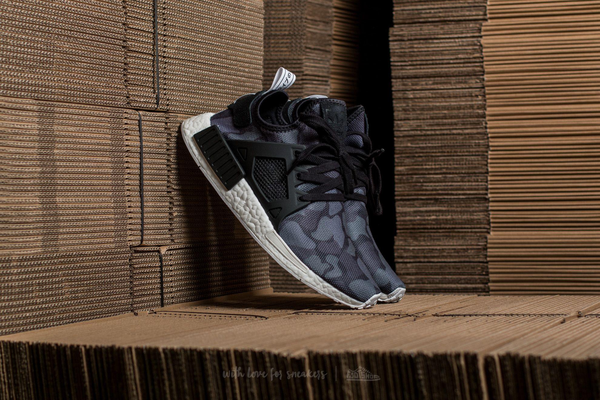 adidas NMD_XR1 Core Black/ Footwear White