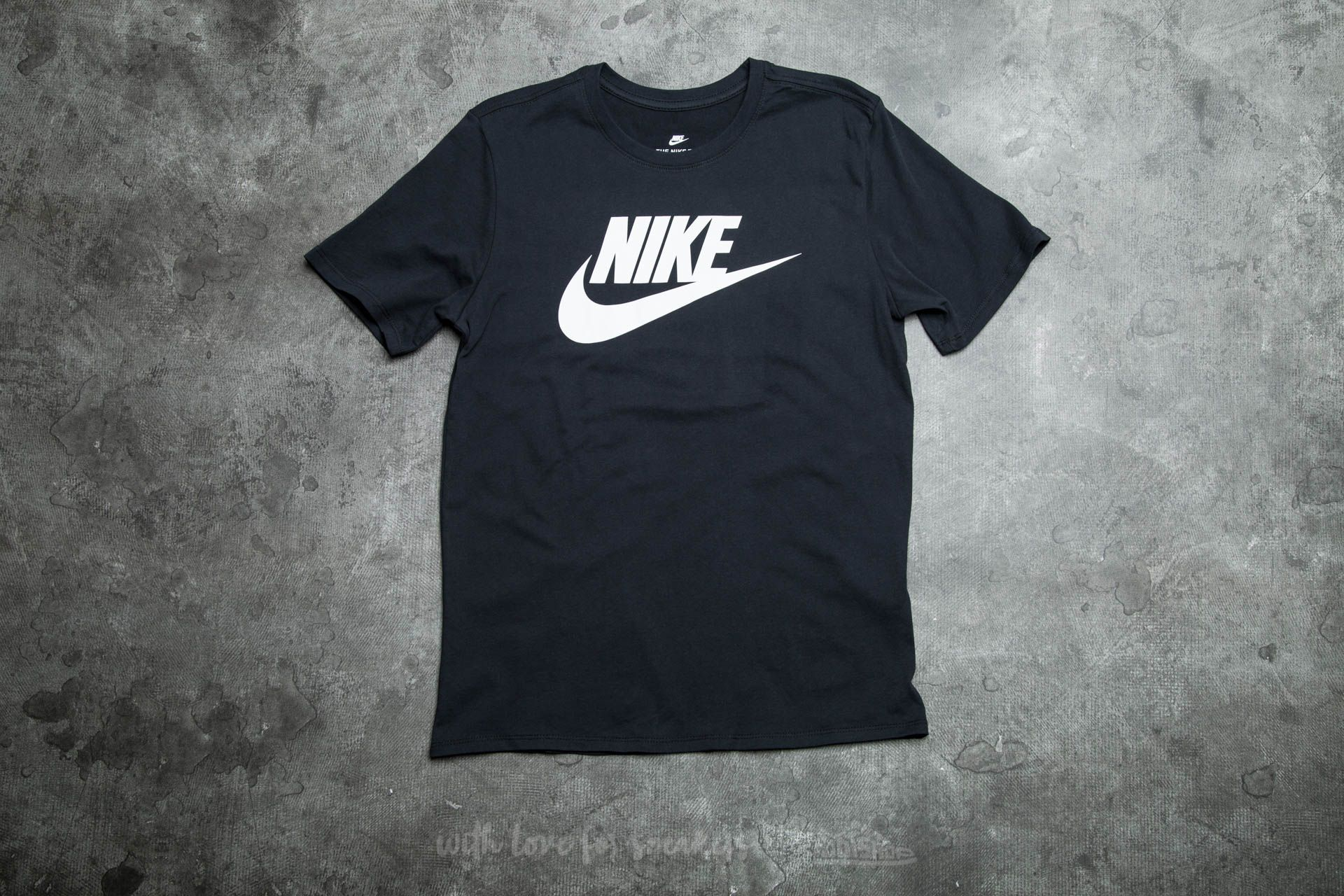 Nike Futura Icon Tee Black/ White Footshop – FR