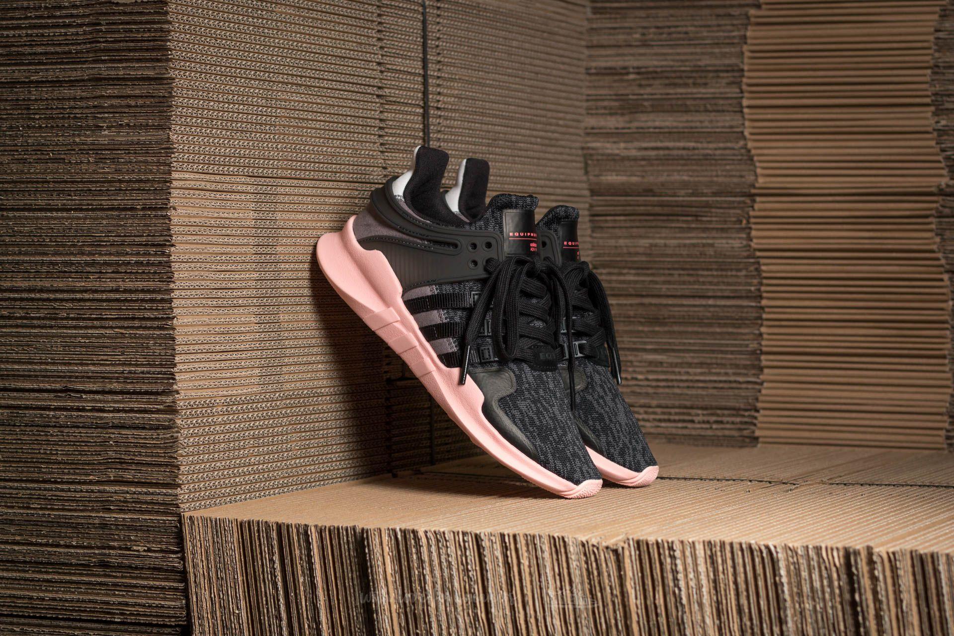 adidas Equipment Support ADV W Core Black/ Trace Grey/ Ice Purple