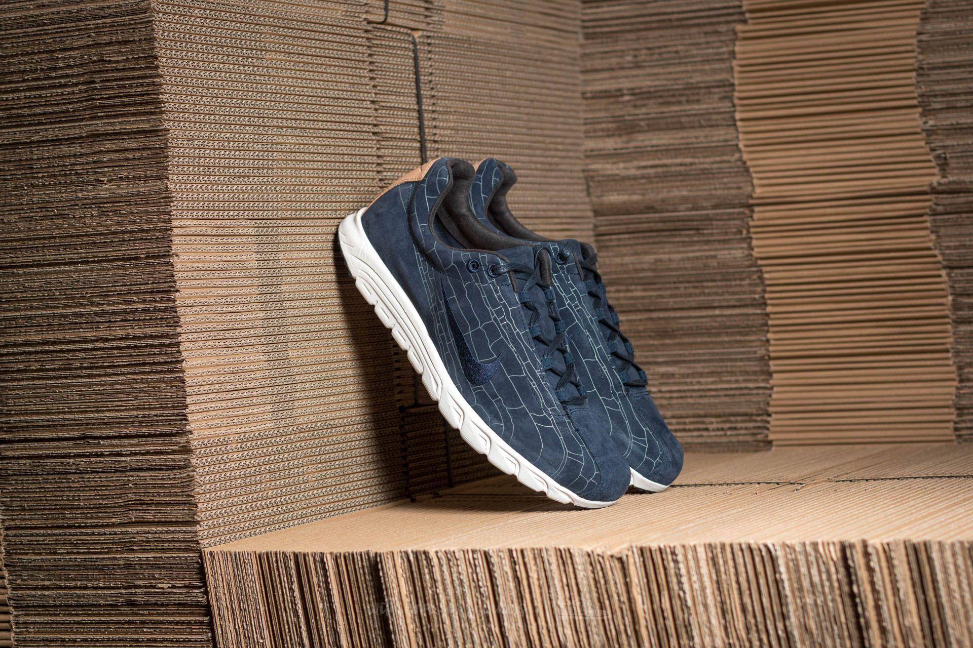 Nike Mayfly Leather Premium Obsidian/ Obsidian-Summit White