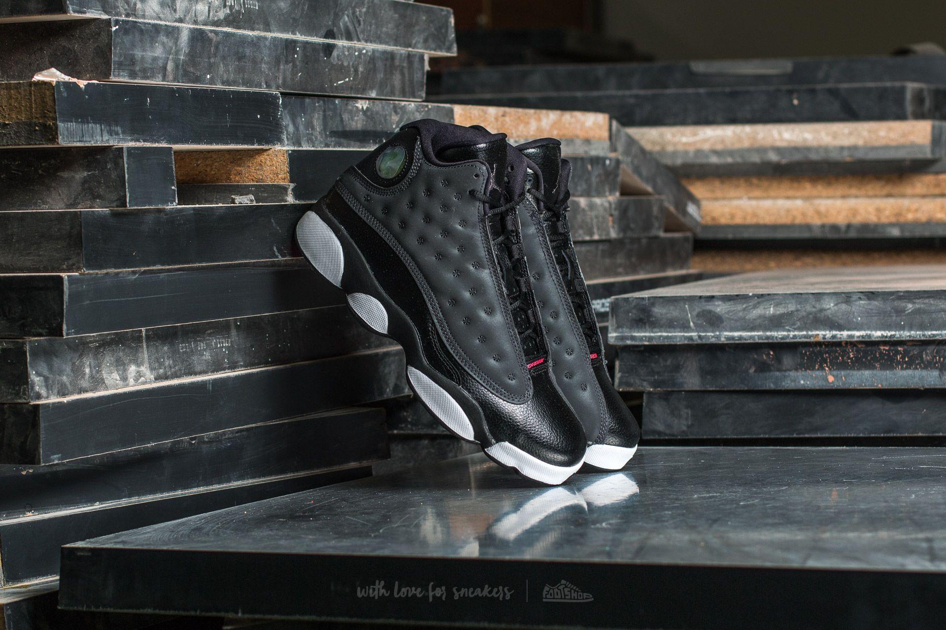 Air Jordan Retro 13 GG Black/ Anthracite-Anthracite
