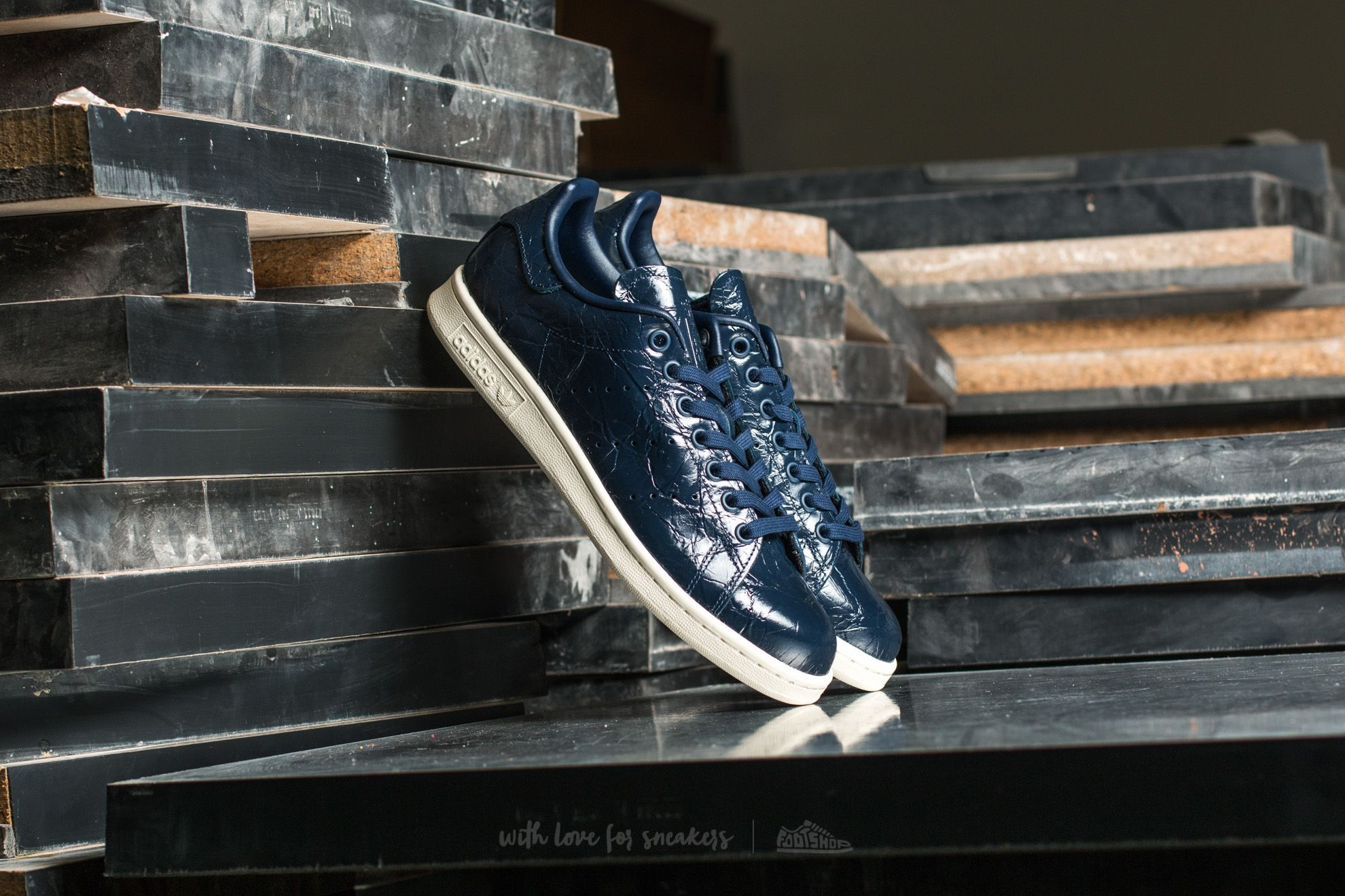adidas Stan Smith W Collegiate Navy/ Off White