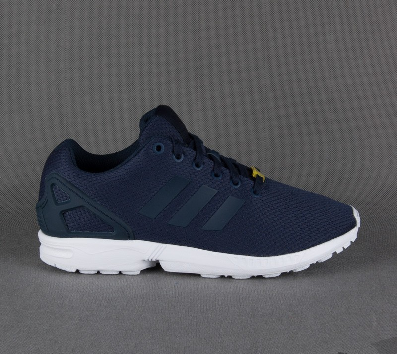 adidas ZX Flux Dark Blue/ Dark Blue/ Core White