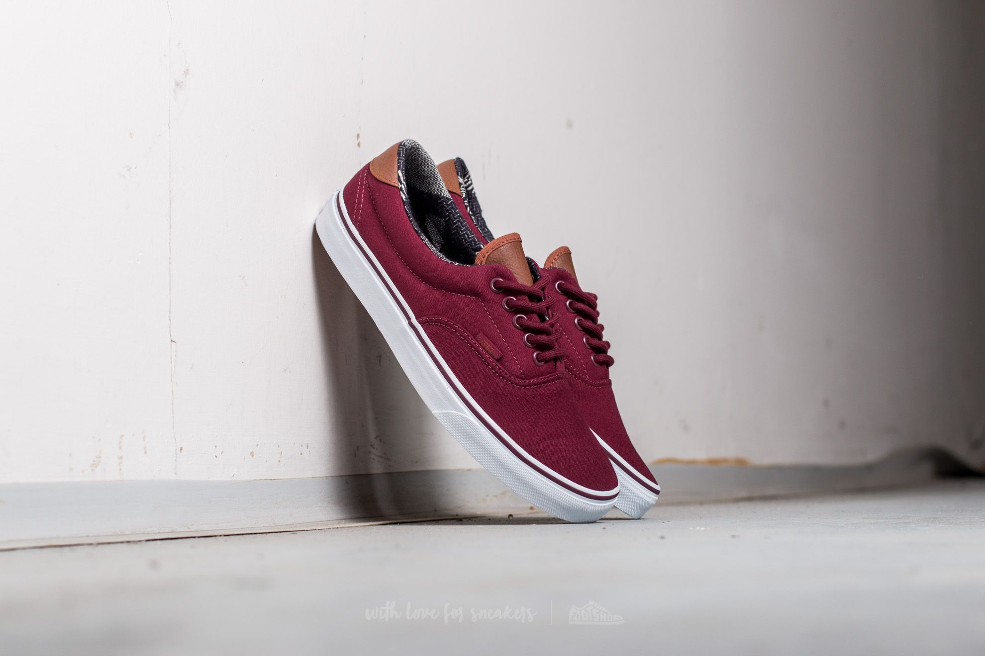 Vans Era 59 (C&L) Port Royale/ Material Mix Footshop – FR