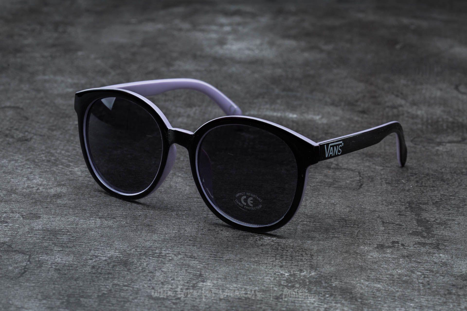 Vans Kapela Sunglasses Black-Lavender Footshop – FR