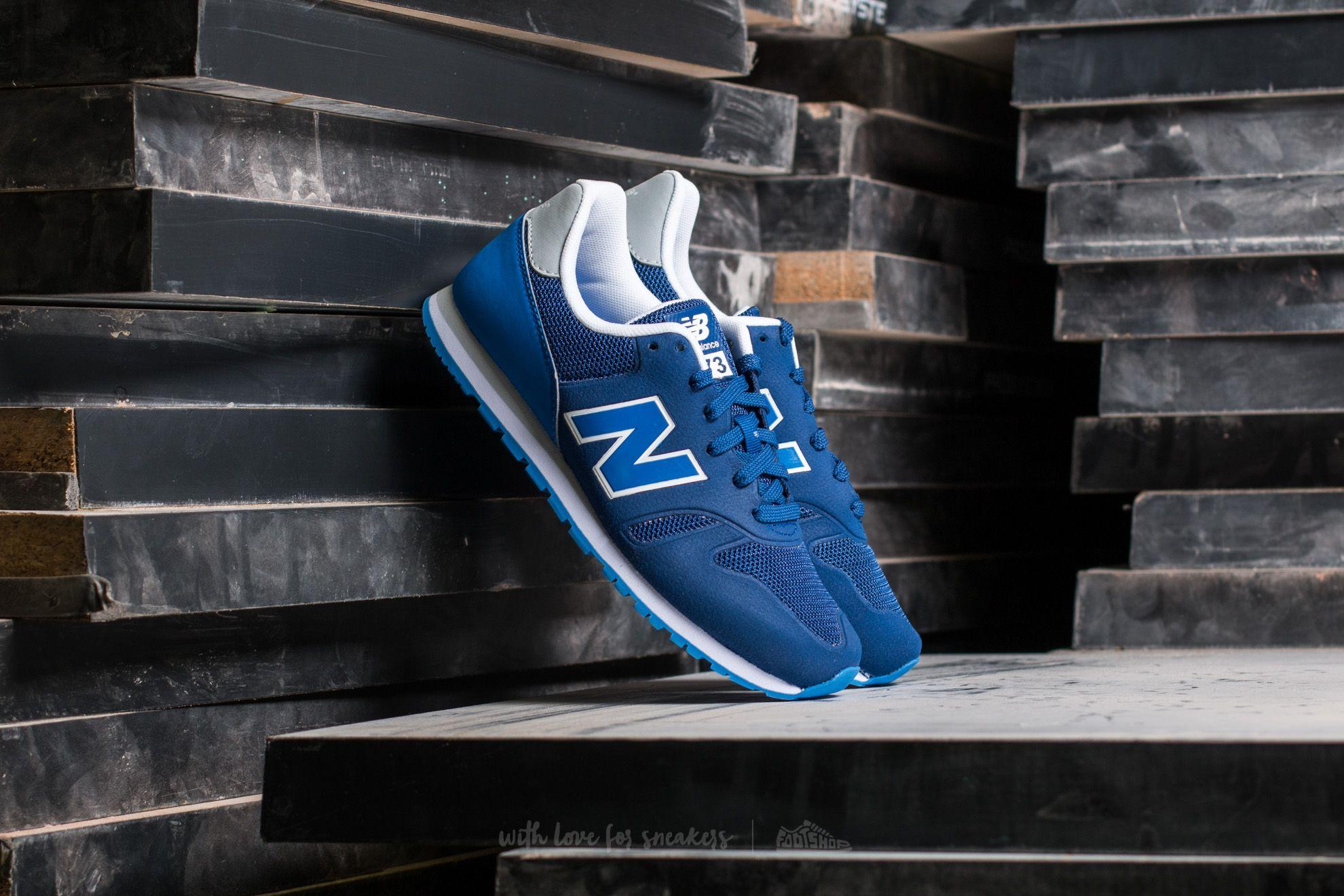 New Balance 373 Grey Footshop – FR