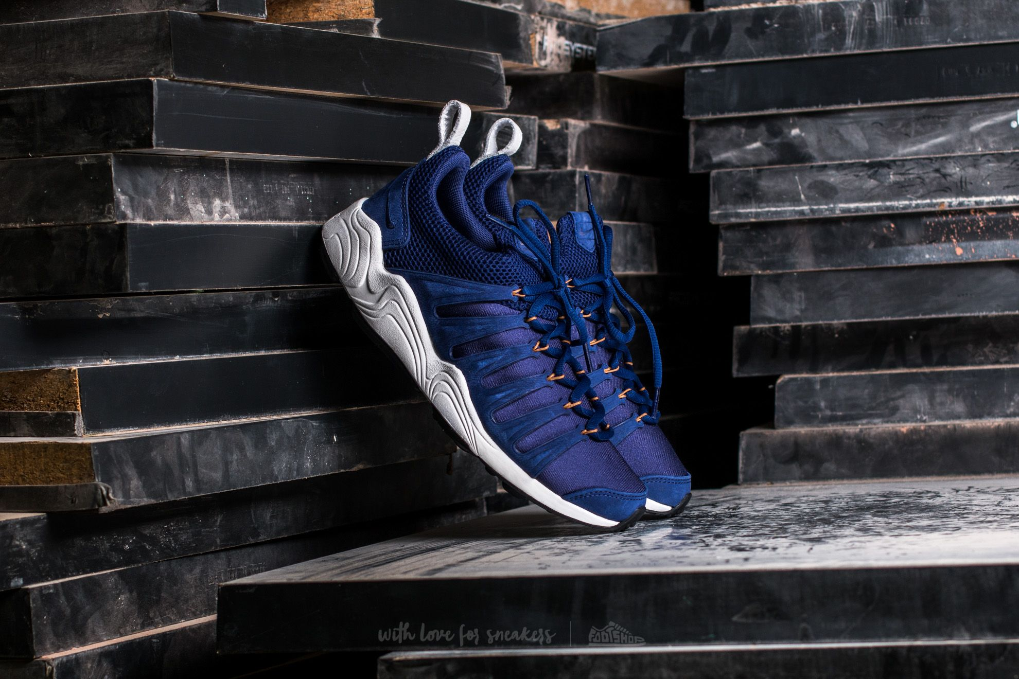Nike Air Zoom Spirimic Loyal Blue/ Loyal Blue Footshop – FR