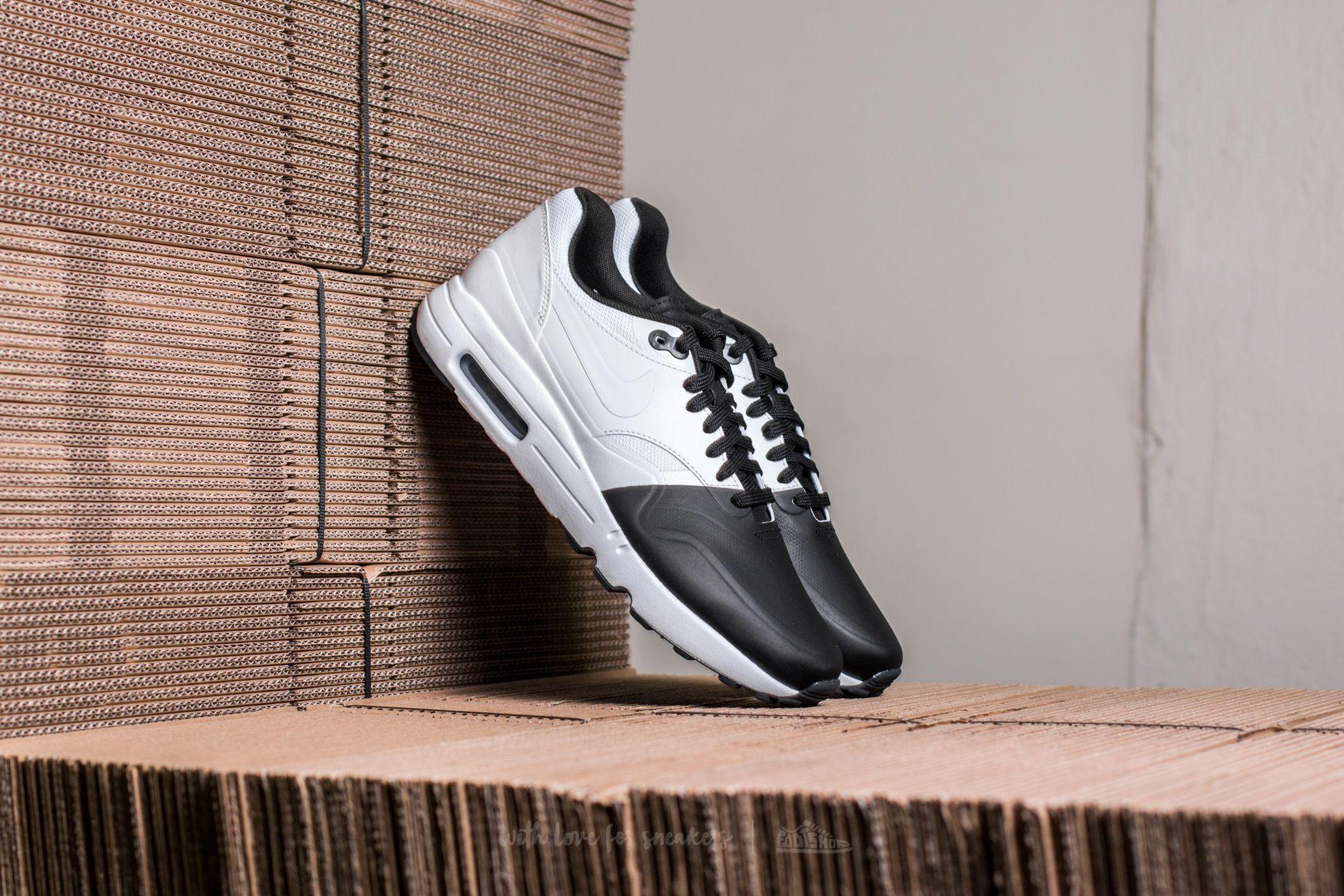 Nike Air Max 1 Ultra 2.0 SE Black/ White-White-Black Footshop – FR