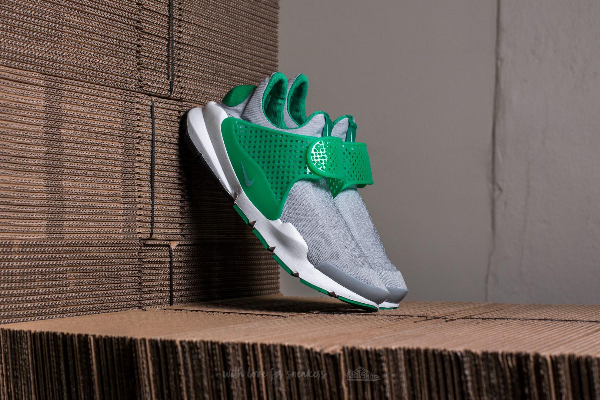 Nike Sock Dart Kjcrd Wolf Grey/ Wolf Grey Footshop – FR
