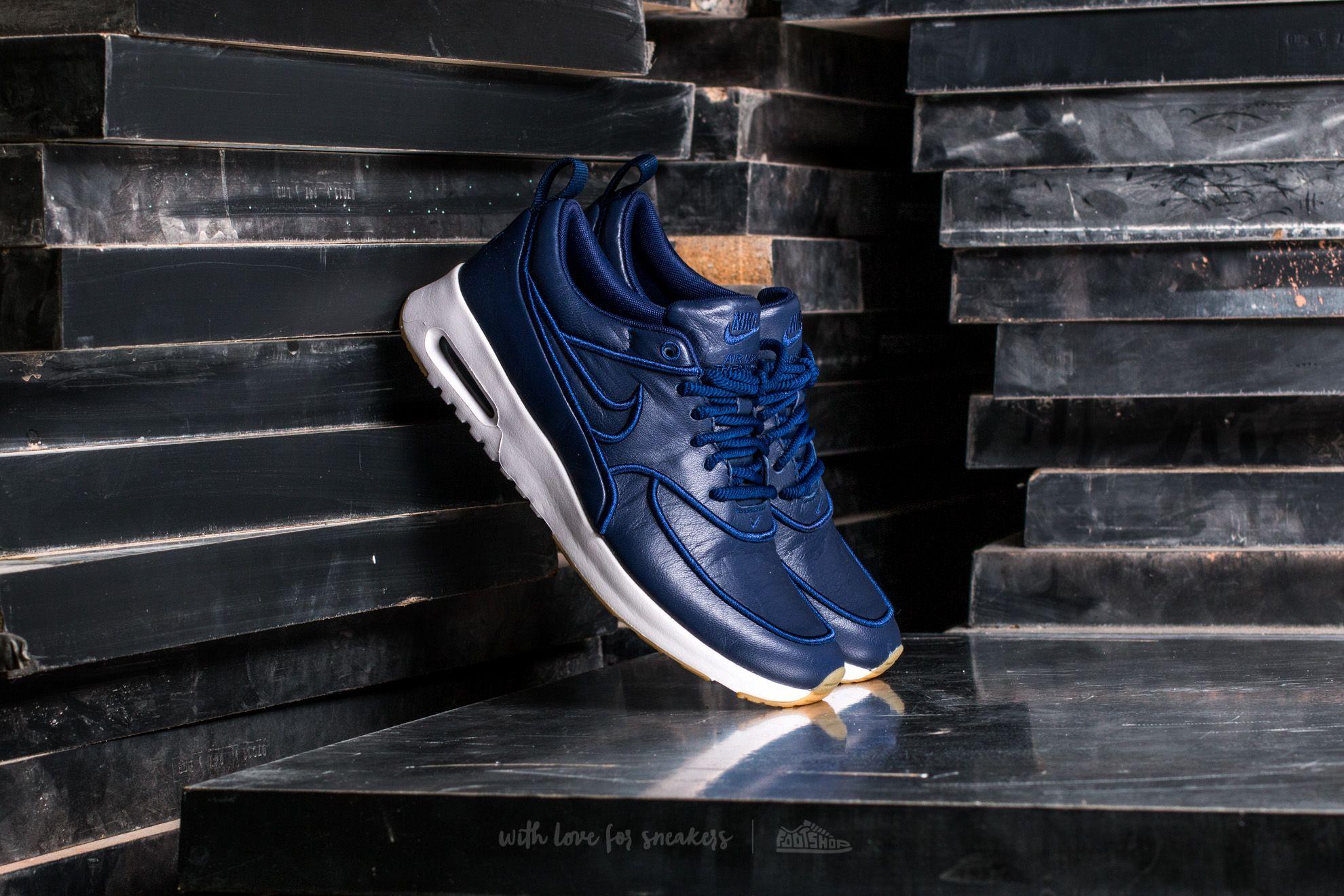 Nike W Air Max Thea Ultra SI Binary Blue/ Binary Blue-White Footshop – FR