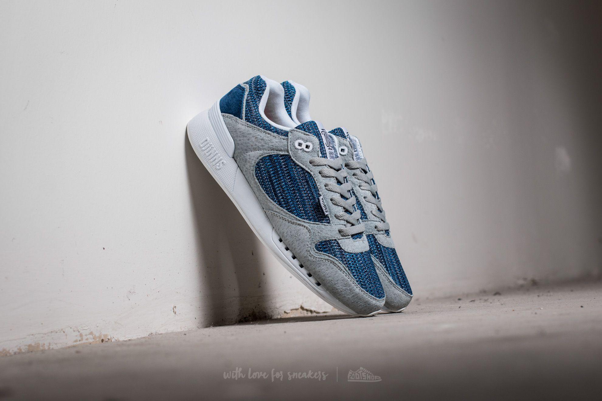 Djinn's Easy Run Jamba Mesh Light Grey Footshop – FR