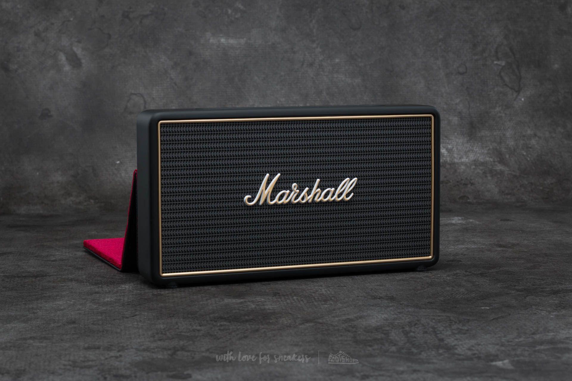 Marshall Stockwell Black Footshop – FR