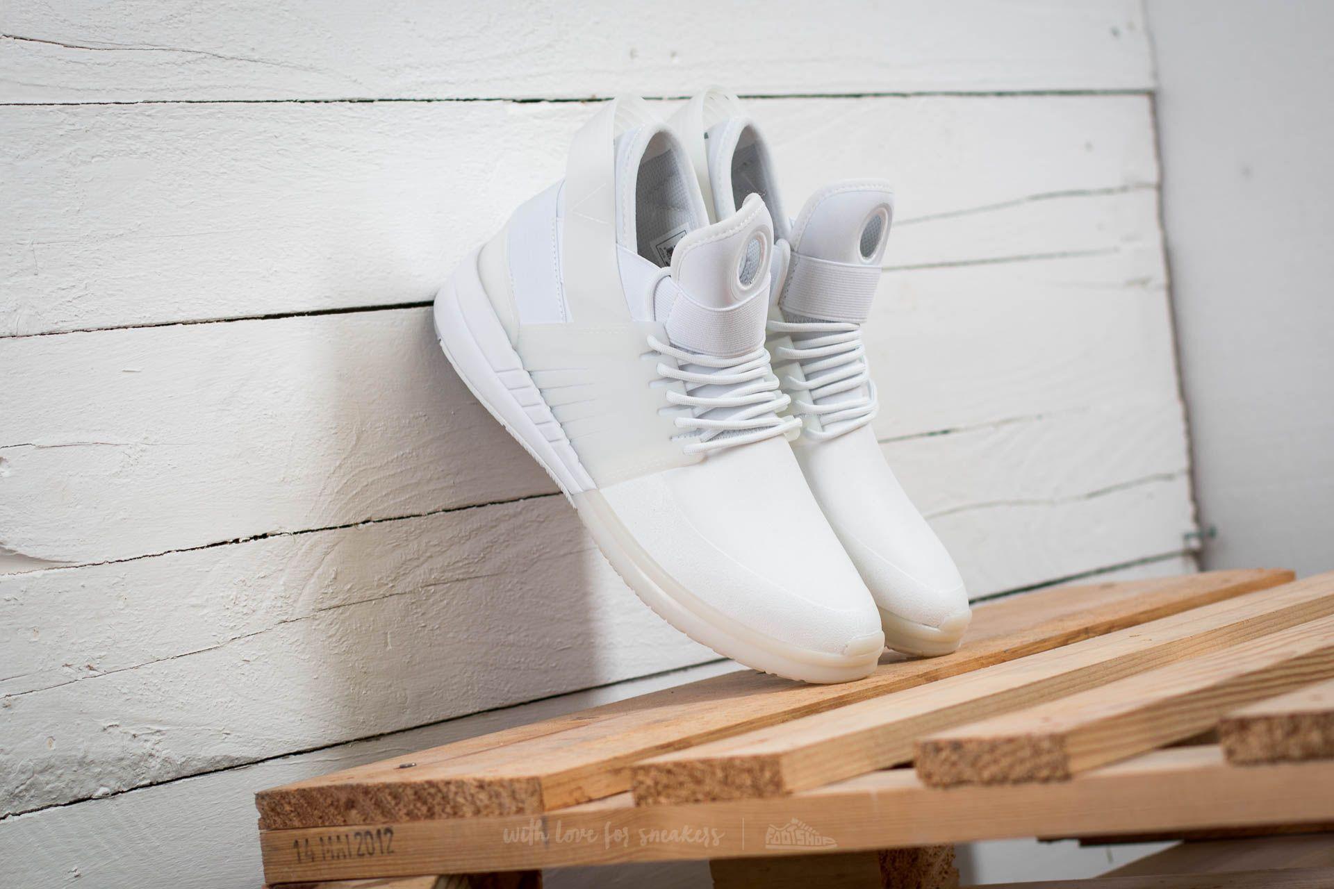 Supra Skytop V White-White Footshop – FR